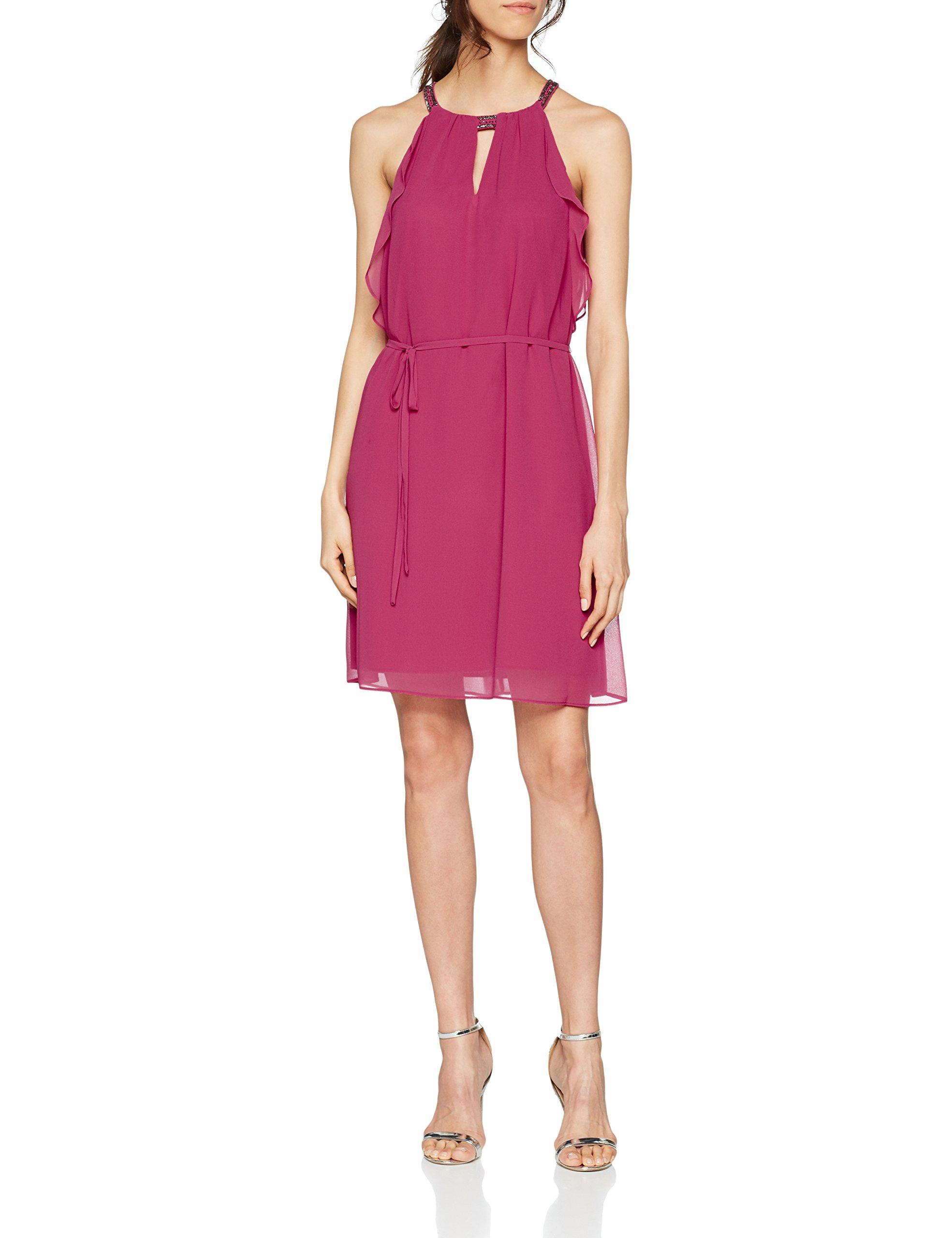 RobeRosedark Collection 048eo1e018 Femme Esprit 65042 Pink b6ygf7Y