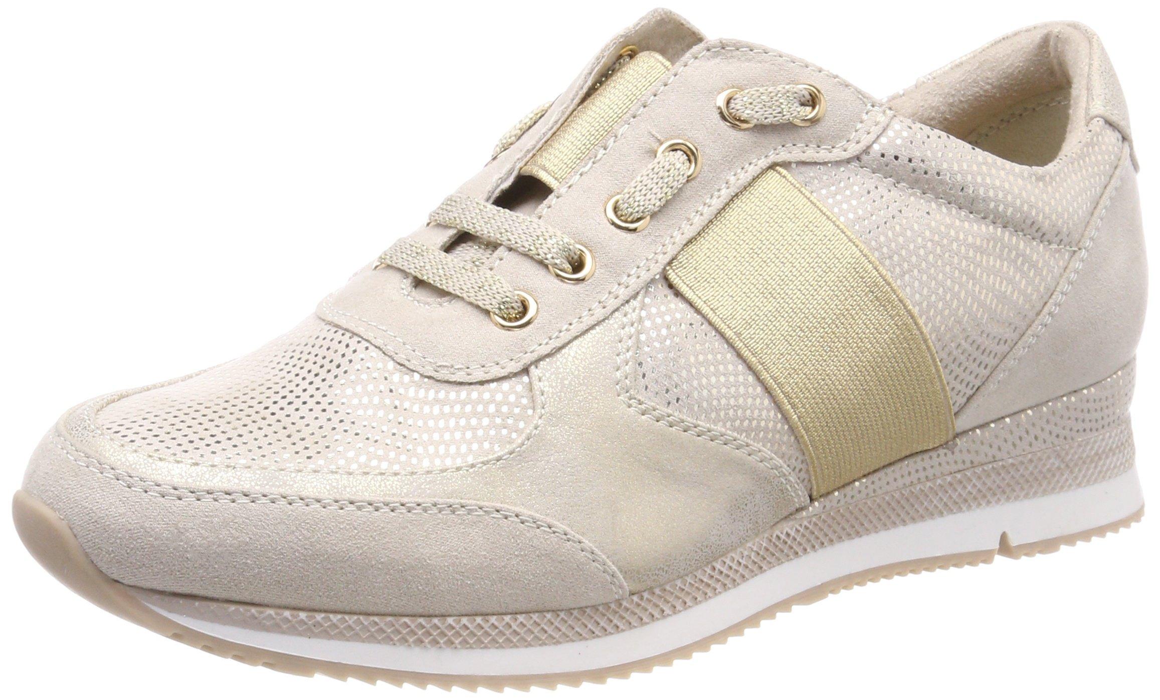 Comb38 Marco FemmeBeigedune Tozzi 23711Sneakers Basses Eu vmN08wyOn