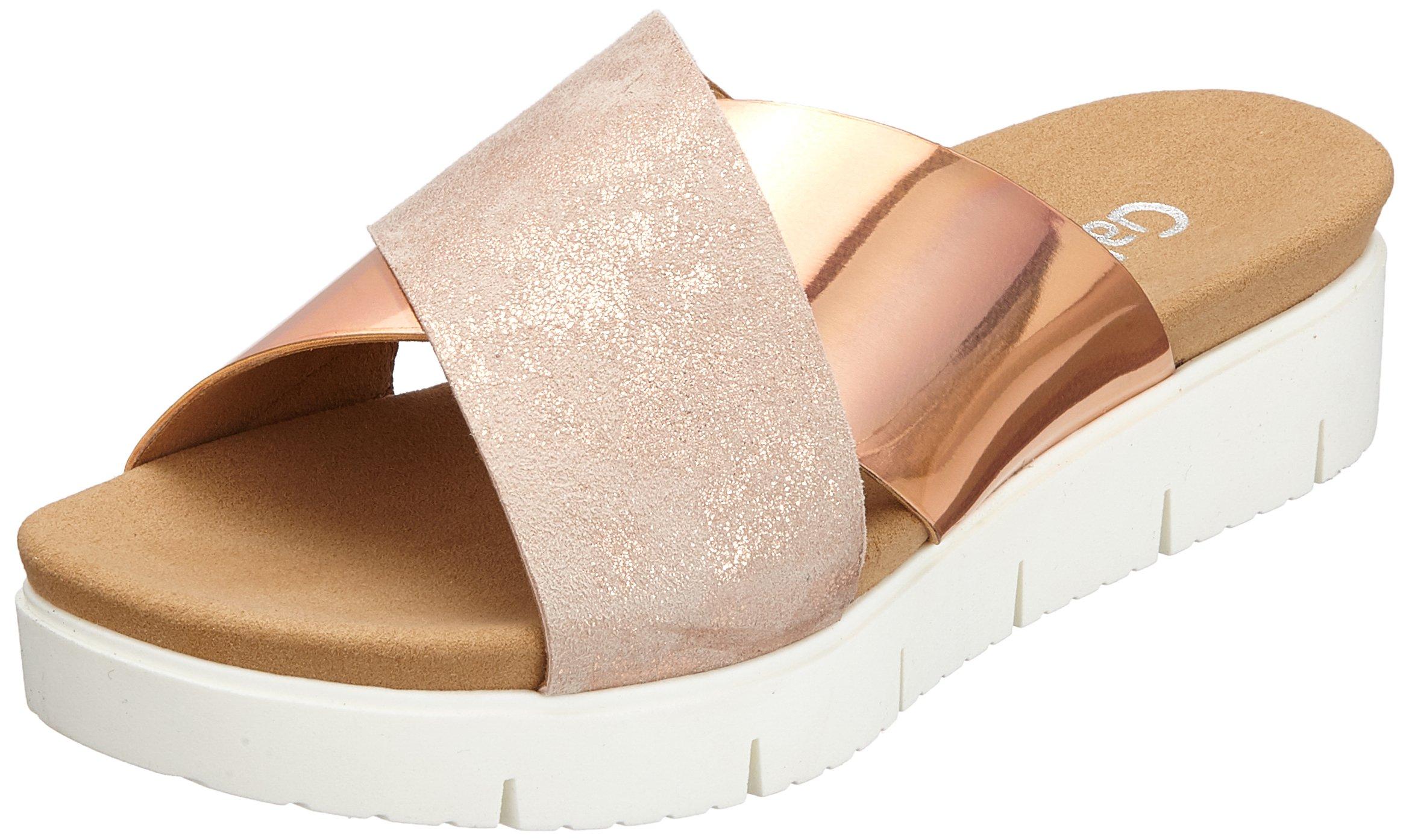 Comfort Shoes Gabor SportSandales Cheville Bride Eu FemmeMulticolorerame38 IyYbfgm76v