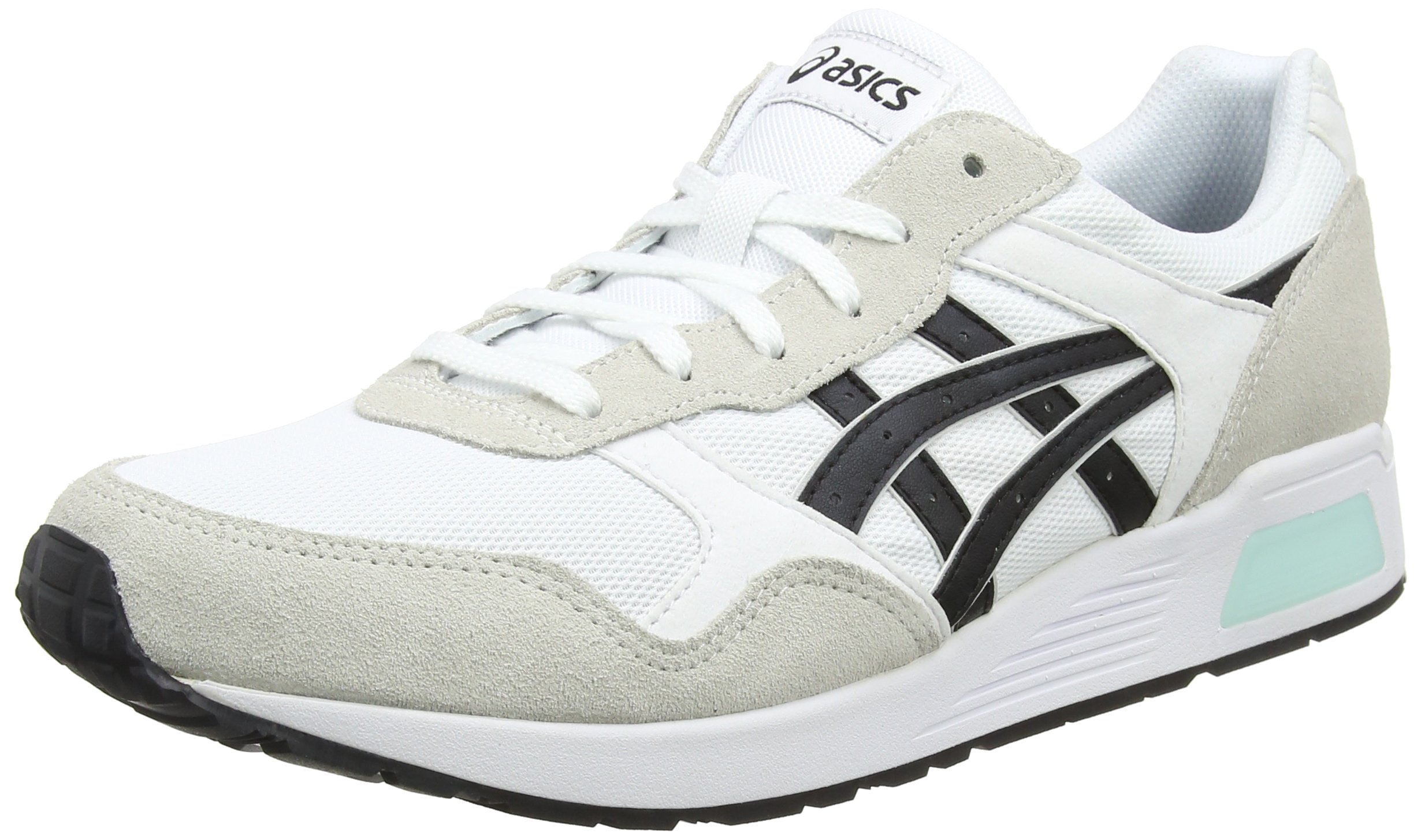 019044 Lyte Running De Eu HommeBlancwhite Asics trainerChaussures black W9HED2I