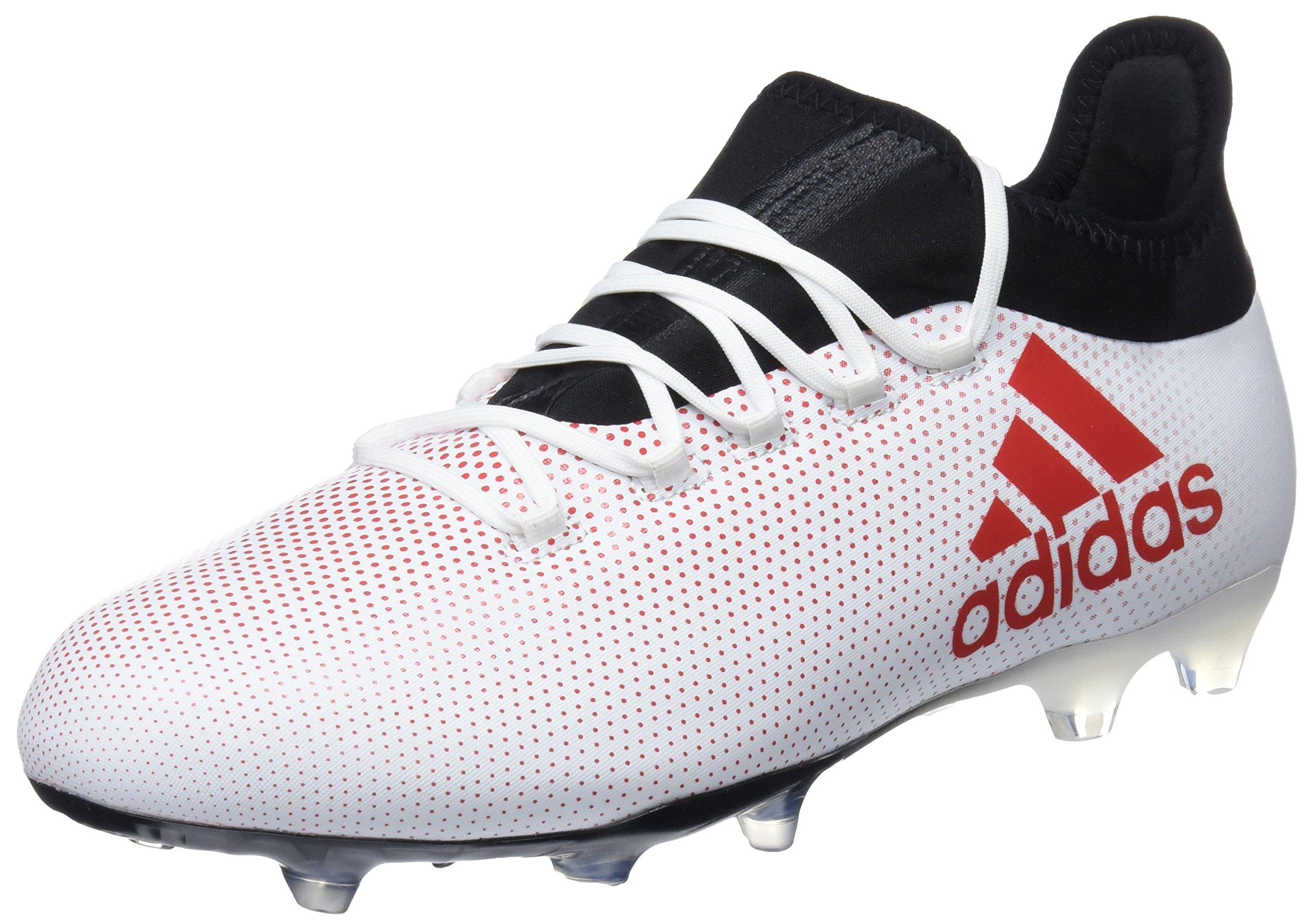 Eu HommeMulticoloregreyreacorcblack42 Football Adidas De 2 17 X FgChaussures cAS54Lj3Rq