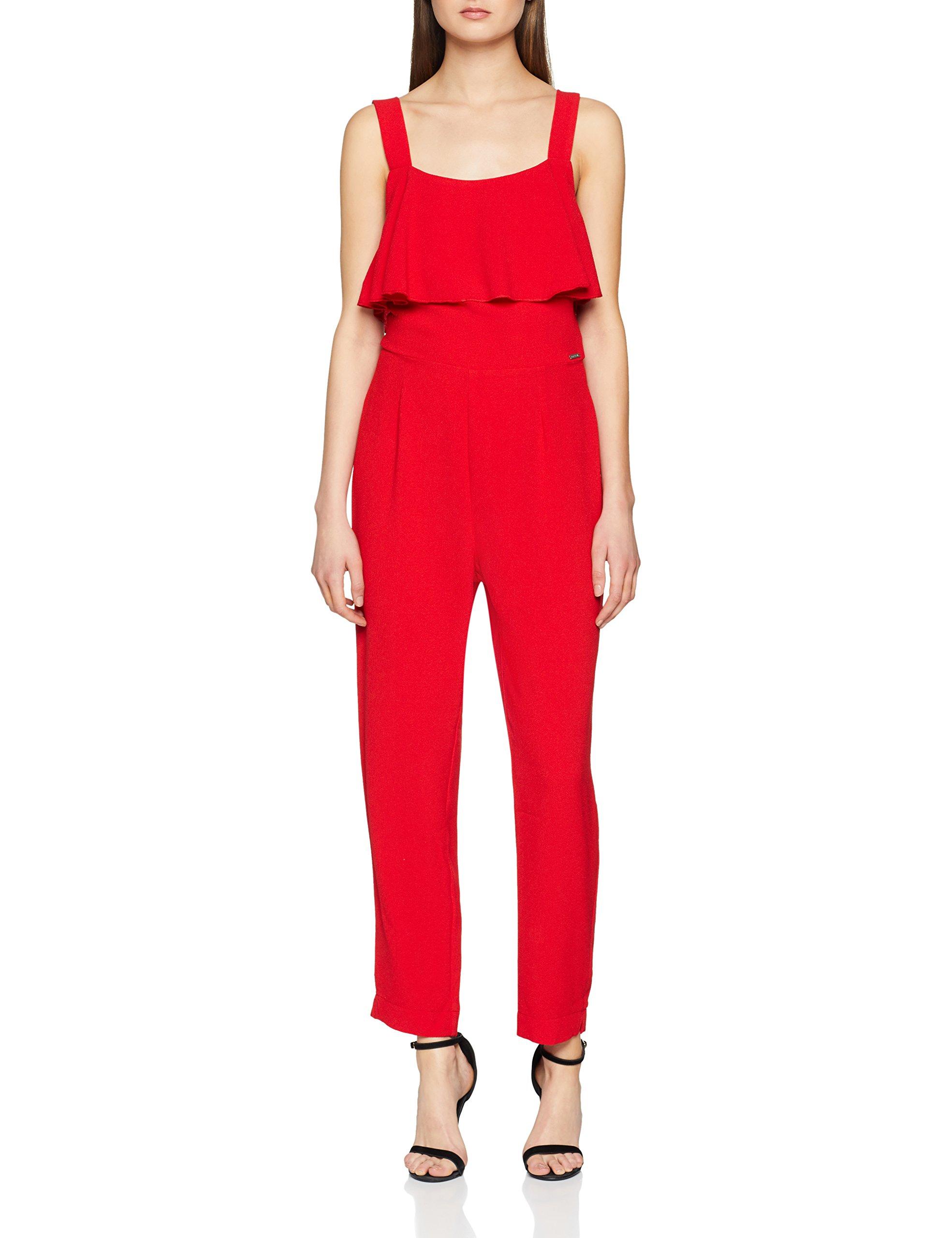 RedMedium Pepe Femme CombinaisonMars Pl230210 Caroli Jeans hQsdtr