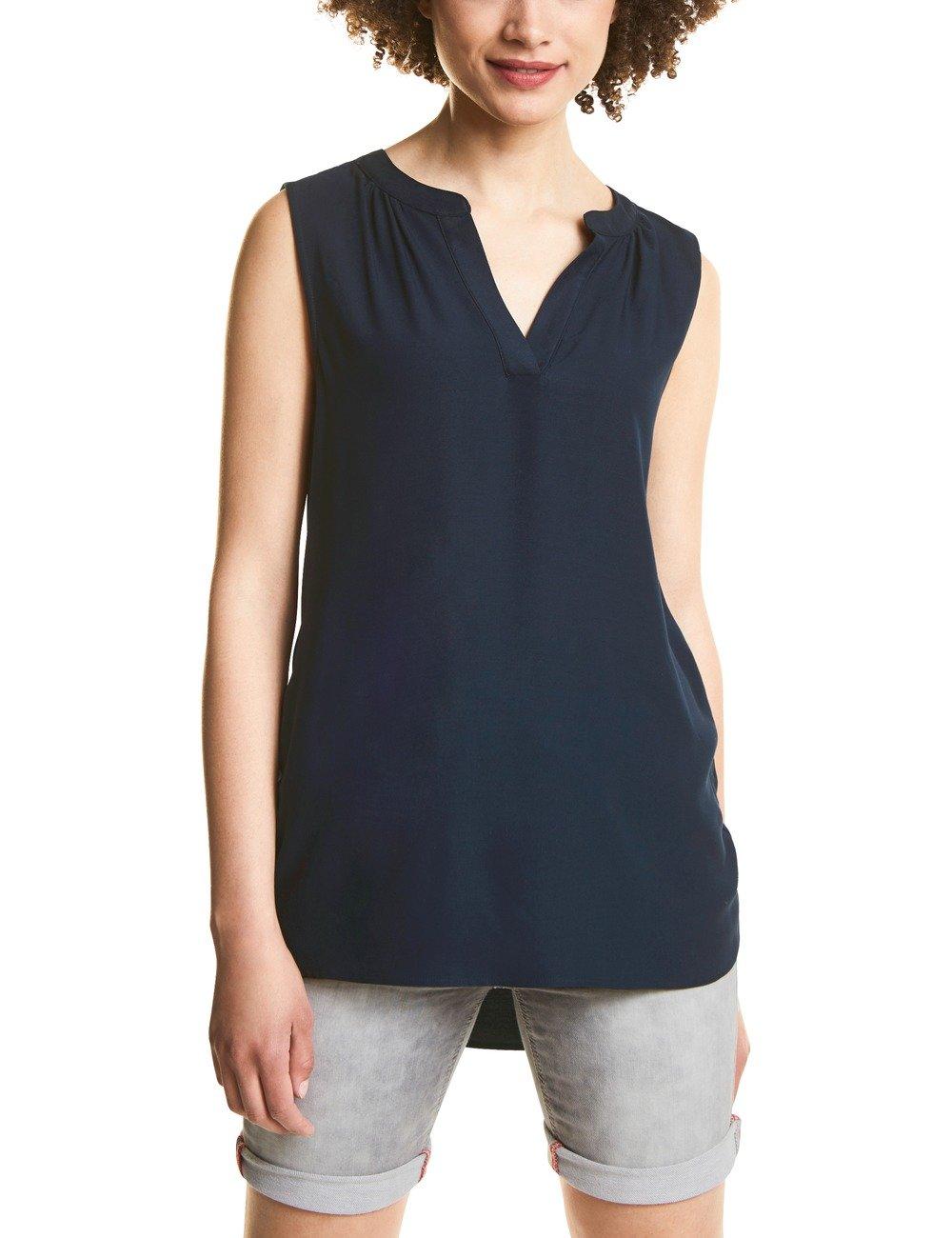 FemmeBleudeep Street One 340905Blouse Blue 1123840 bf76gy