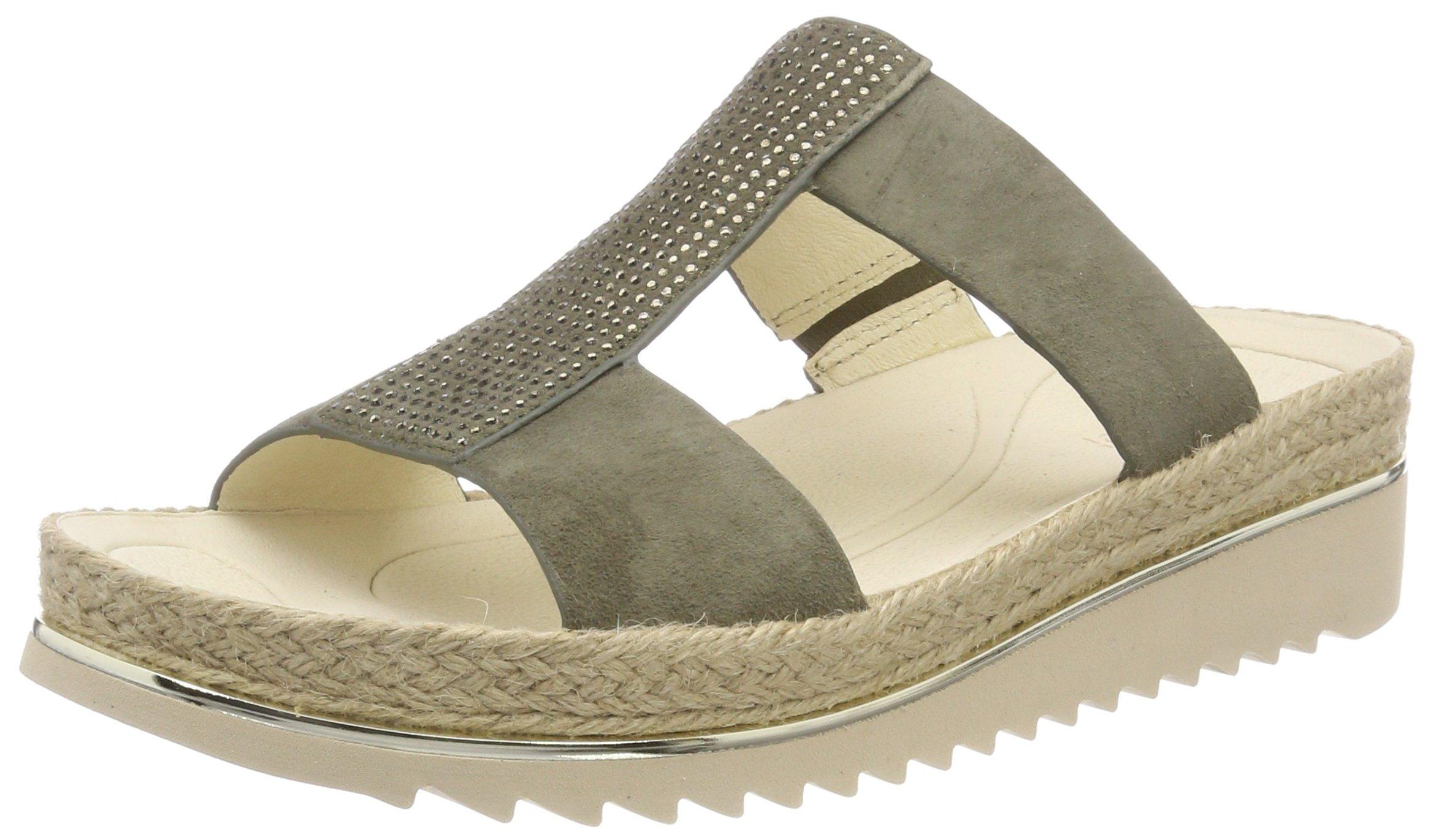 JollysMules Eu 5 FemmeVertoliv38 Shoes Gabor ulTwkOPZXi