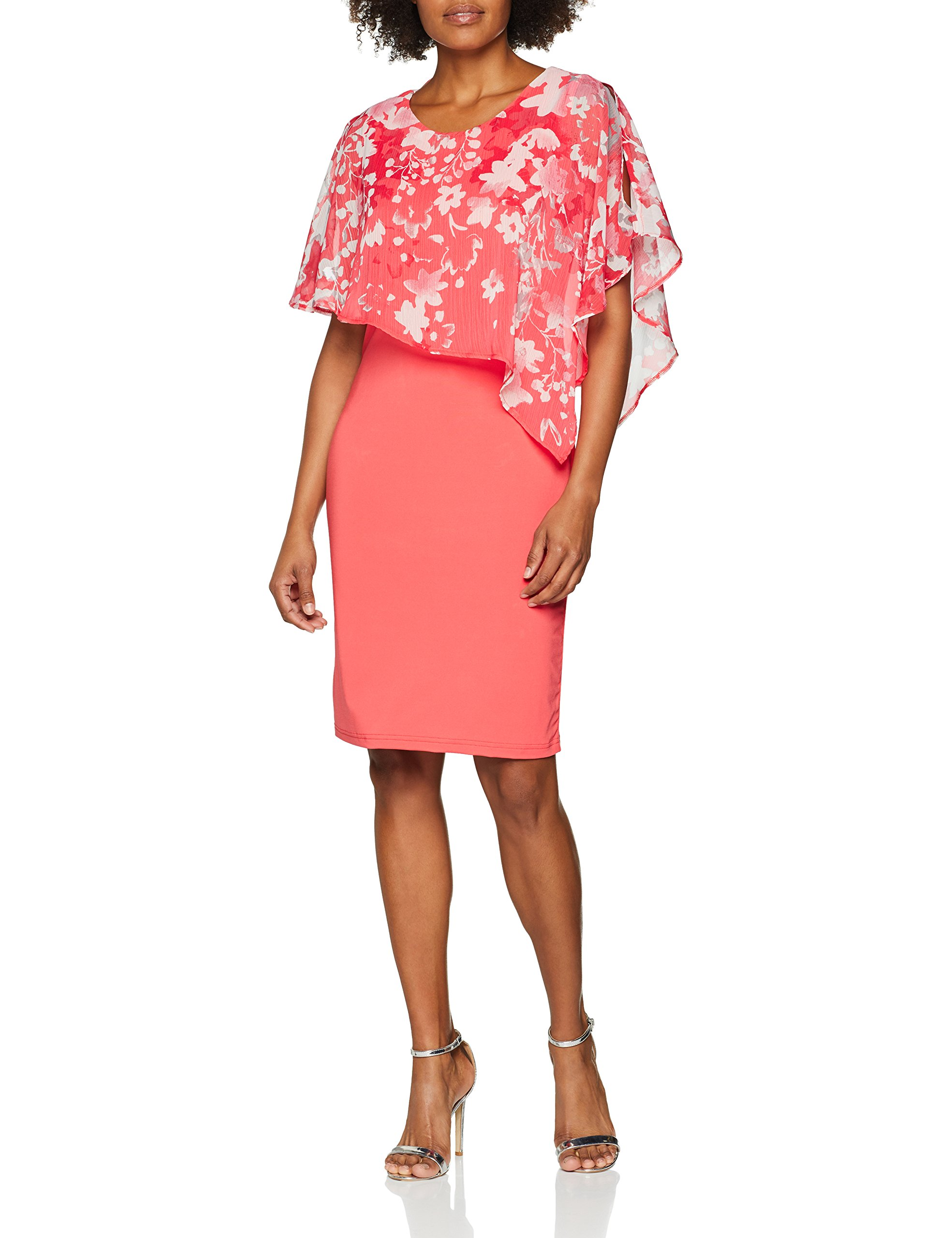 Betty 0721 Barclay 410240 RobeRougered Coral 3942 Femme OiPXuwZkT