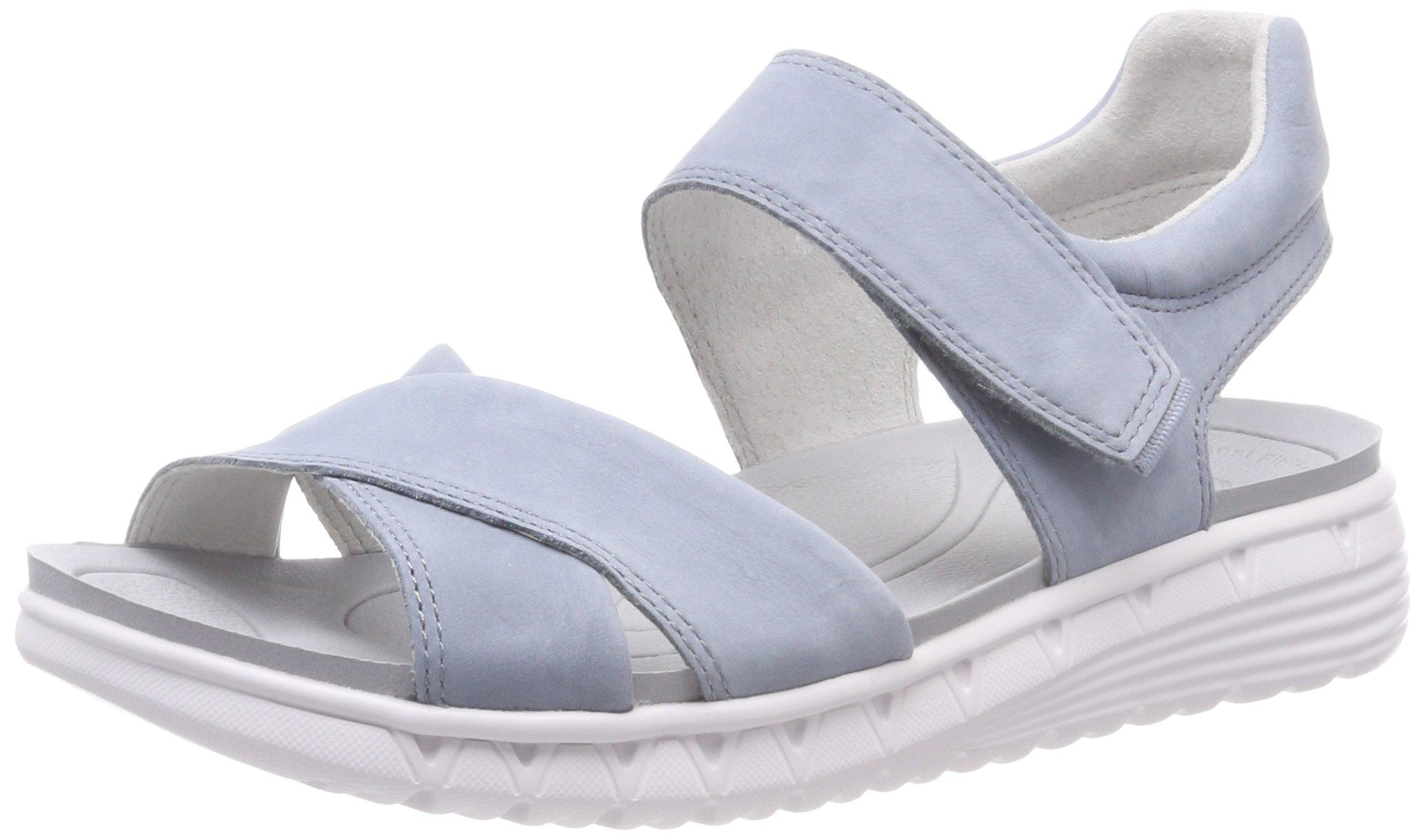 Gabor Cheville SportSandales FemmeBleucielo39 Shoes Eu Bride wkuiTXZPO