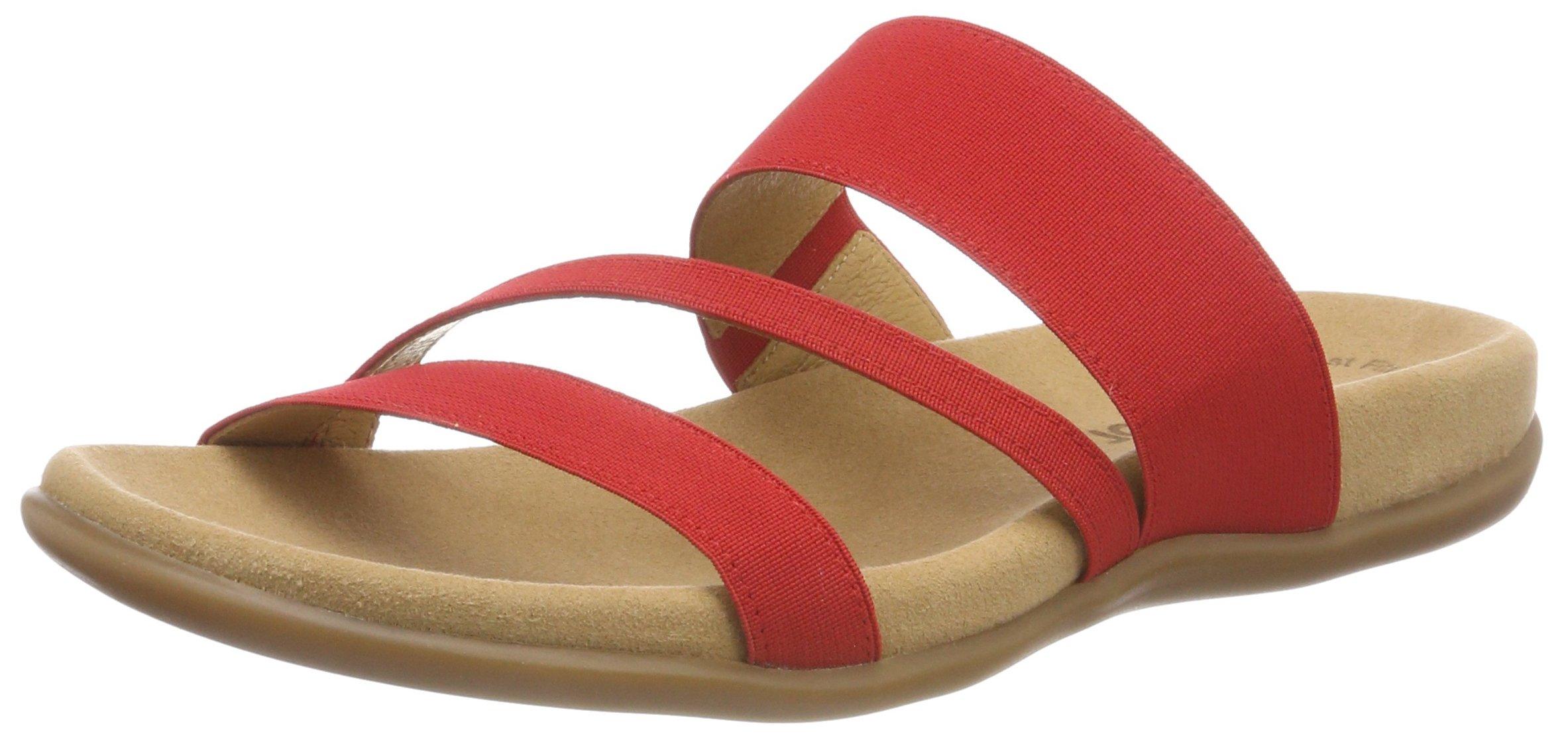 Gabor Eu JollysMules Shoes FemmeRougeflame41 JollysMules Eu Shoes Gabor FemmeRougeflame41 Gabor dhsQrtCx