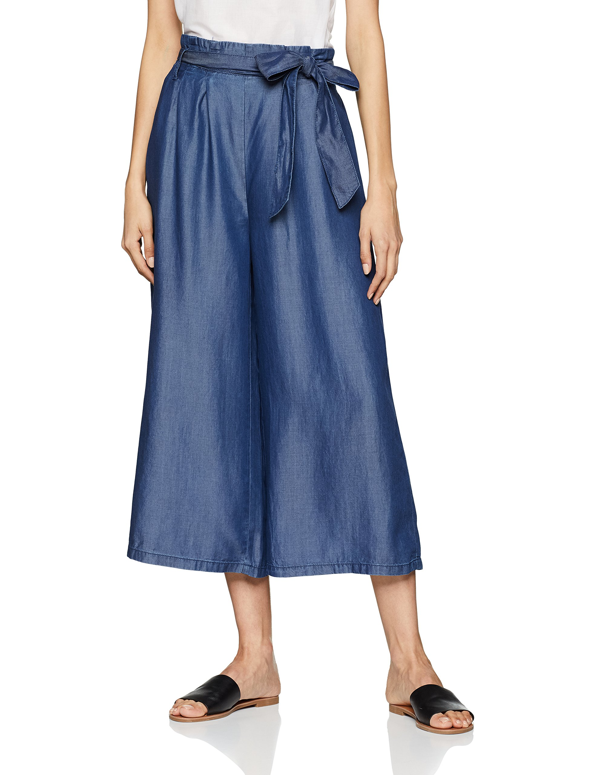 PantalonBleulight Colors FabricantLargeFemme Benetton United Of 90146taille Trousers Blue pUzMVqS