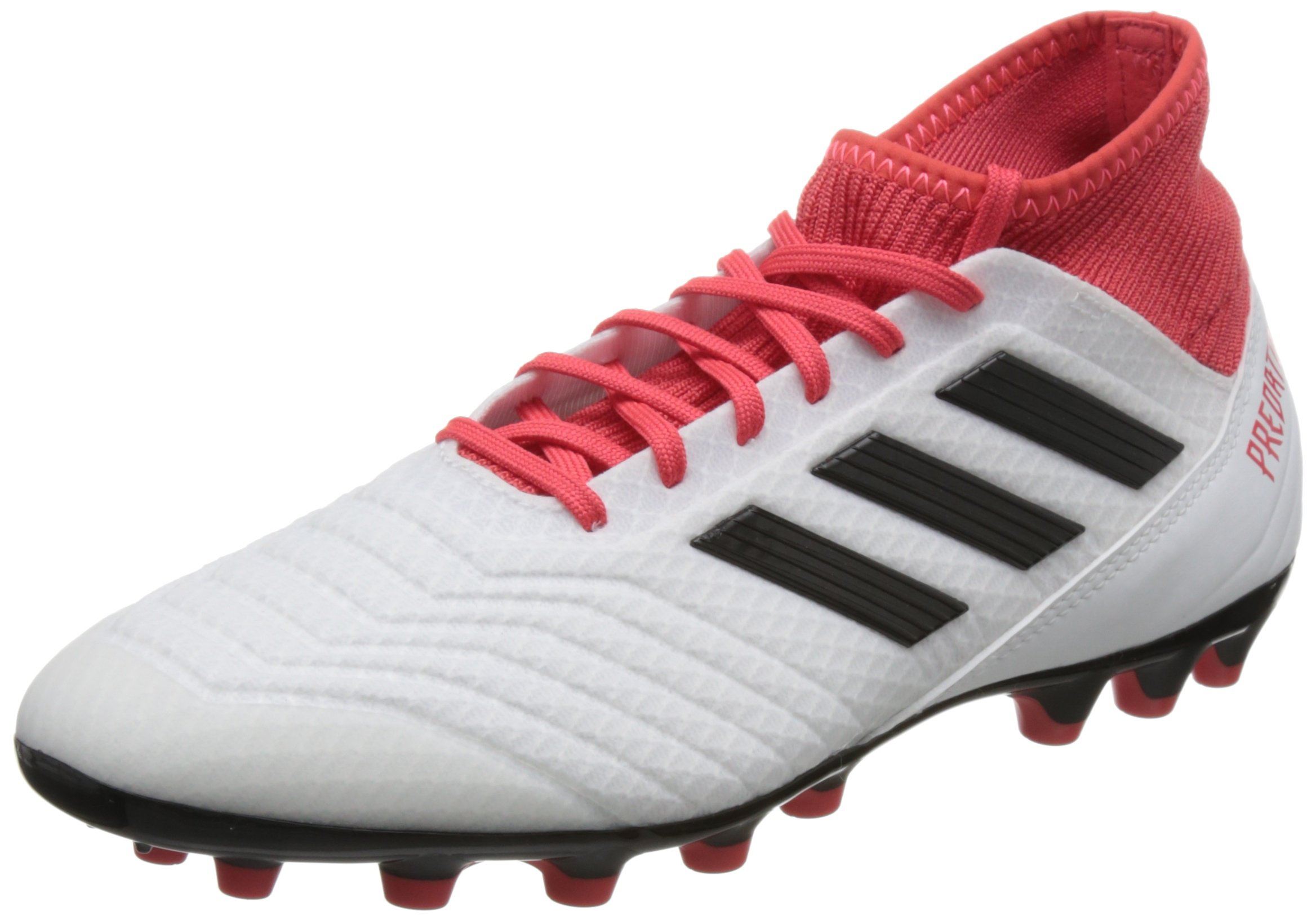 2 Adidas Coral40 Predator Eu AgChaussures Football real HommeBlancfootwear 3 Black 3 De core 18 White hCtQdxsr