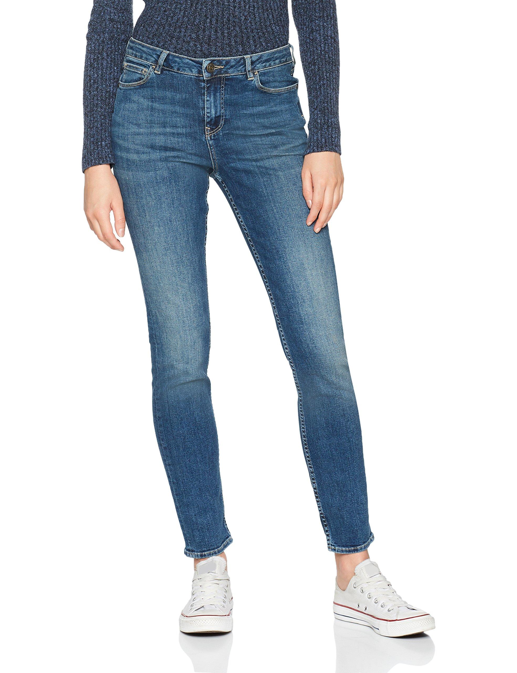 WashBleudenim34rtaille Du Slim Jeans Fabricant6r Mid Face Femmeslim Fat ZiTOukXP