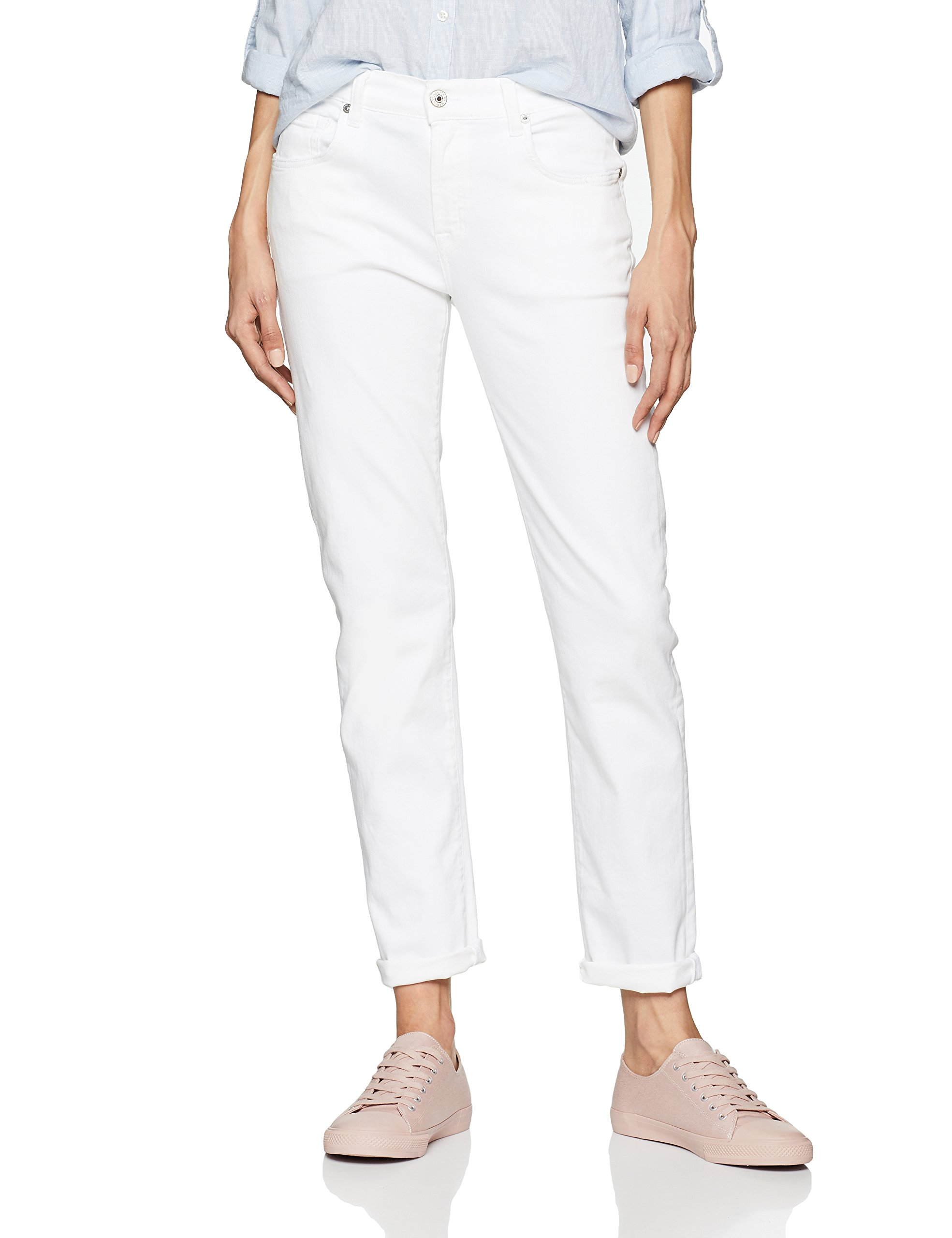 Fabricant29Femme Skinny White Mankind For 0wgW29 Relaxed Sagl Seven BoyfriendBlancpure International Jean l29taille All pzSUMVq