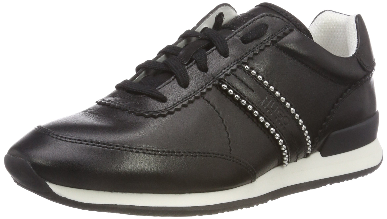 stSneakers Eu Basses Hugo FemmeNoirblack 00138 Adrienne Uptown DWEHI92