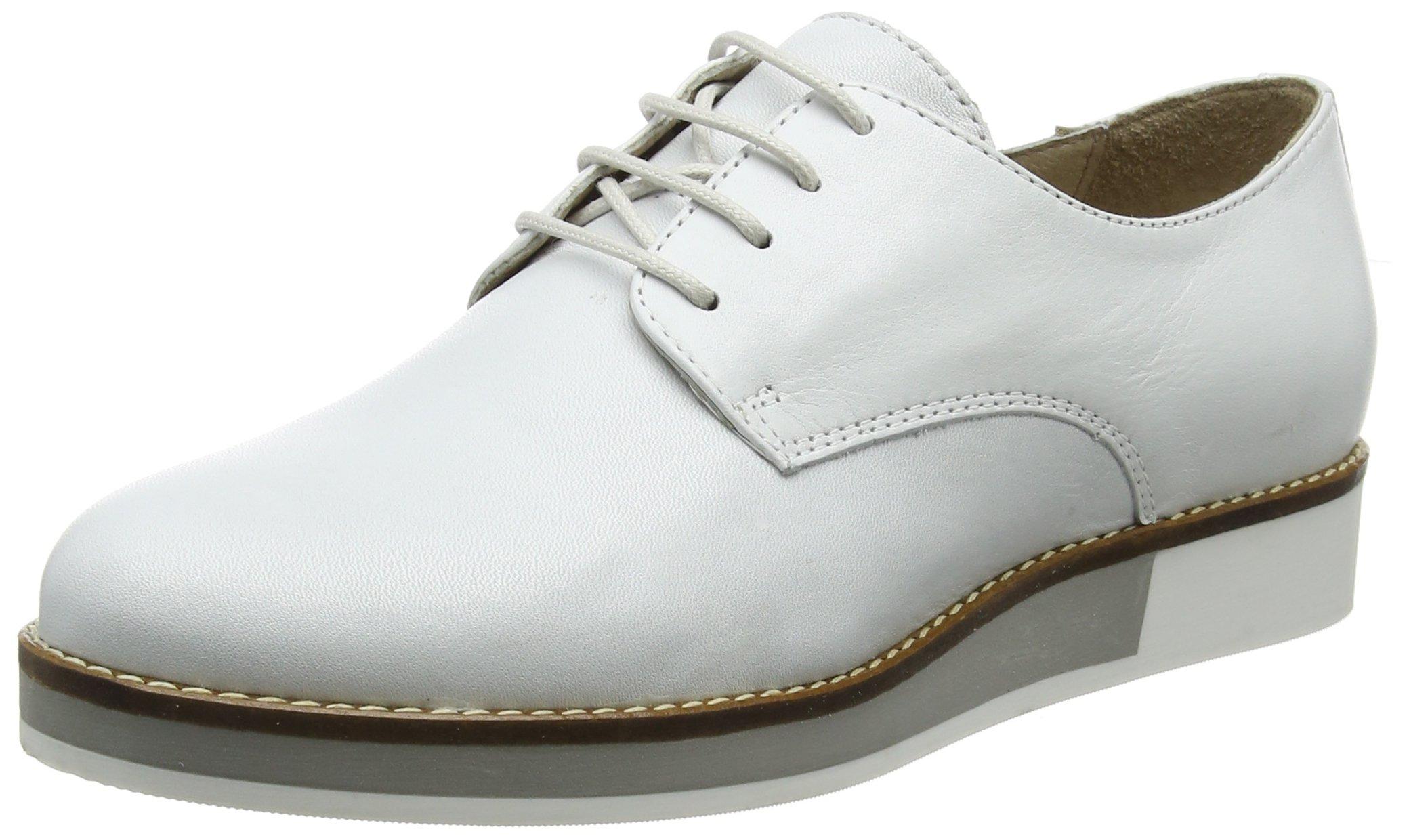 FemmeBlancwhite Lace Eu ShoesDerbys Up 8041 Bianco c34RqSLAj5