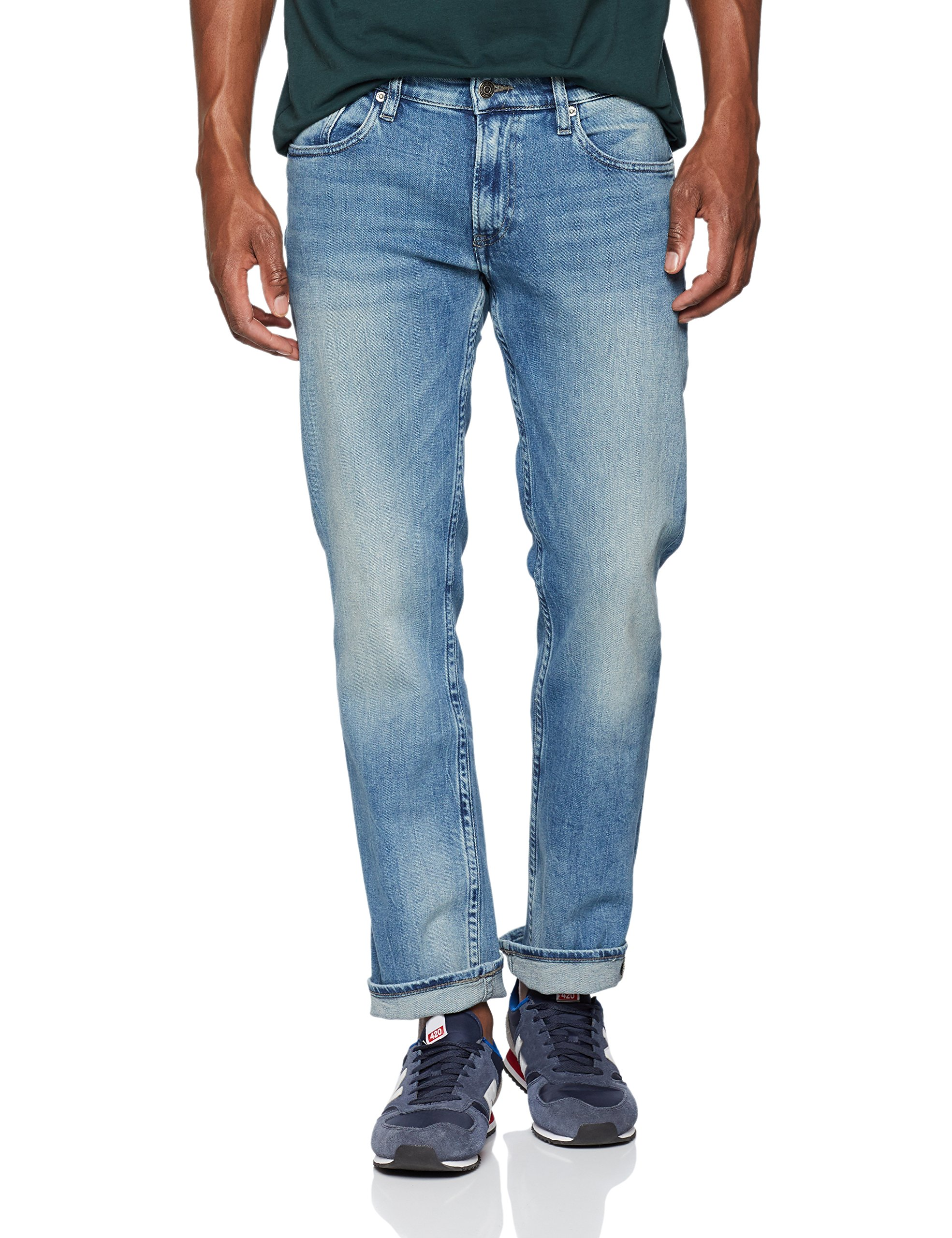 Jeans Bleusomers Homme 911W34 Straight Regular Droit Light l34 Tommy Blue Com Ryan nNw8OPkX0