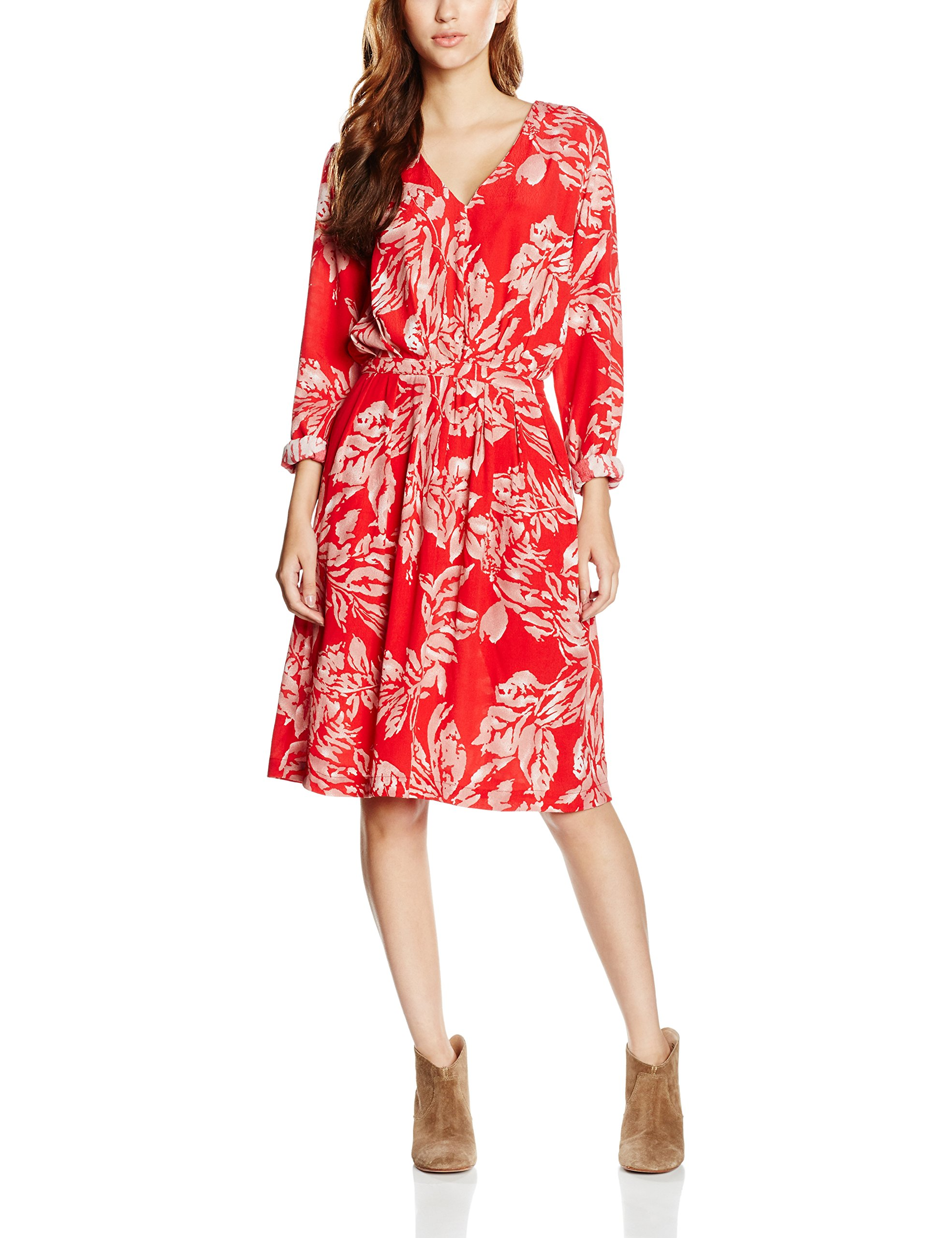 RobeRougetango Leah Fabricant 66Femme Minimum Red 44938taille rBoeWQCdx