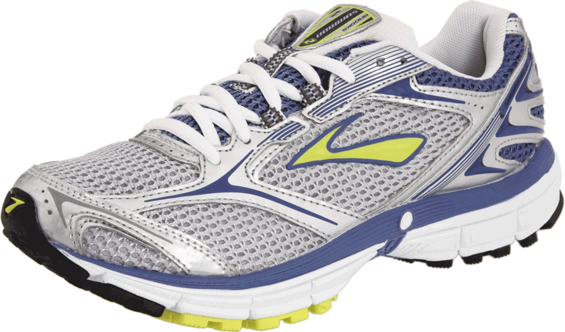 Uk Running tr Eu4 Summon De Brooks 336 5 W SilverChaussures FemmeArgent d2 2 sxBhtrdCQ
