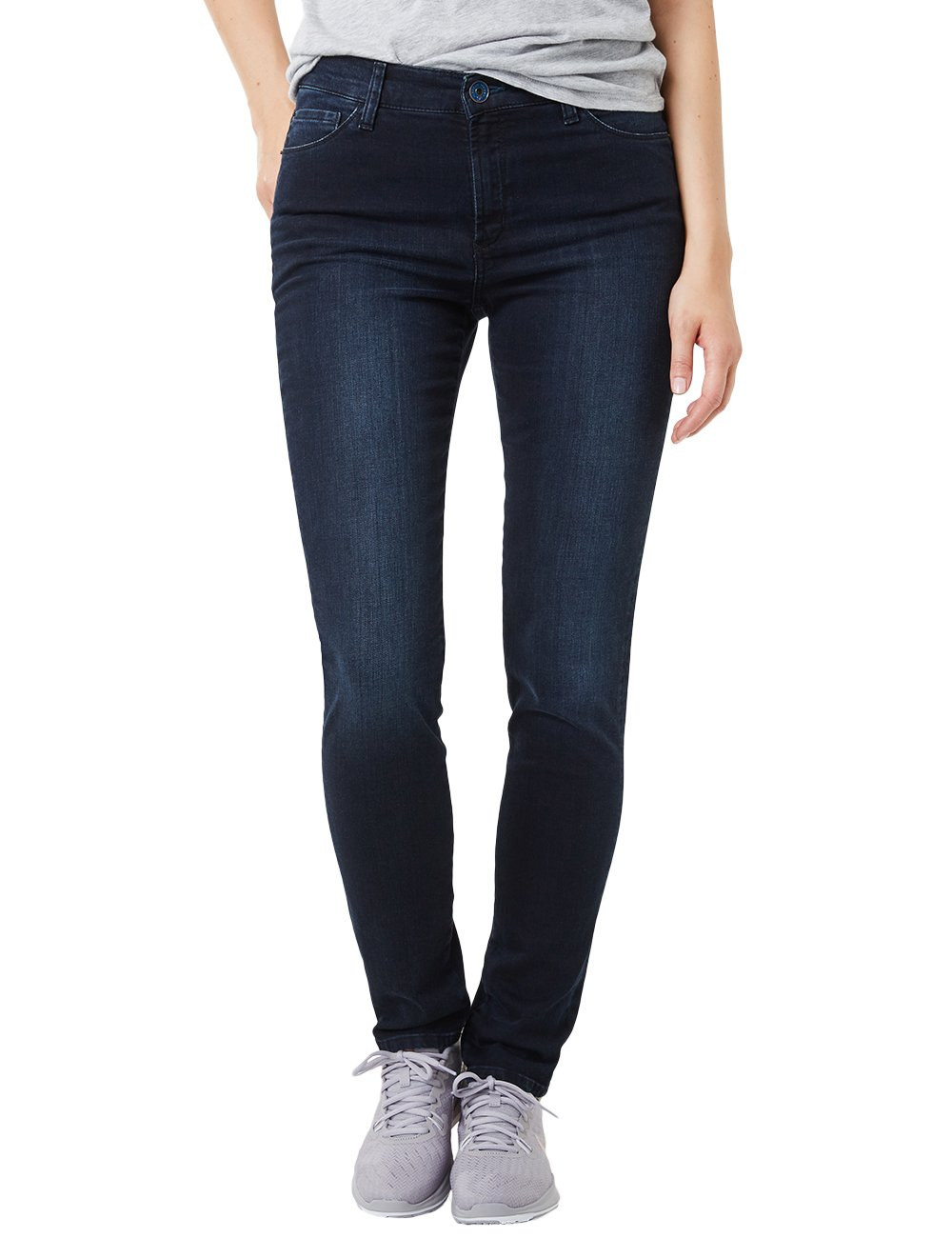With Femme Used Buffies Coupe SkinnyBlaublue Dark Black Jean Katy 445W34 l34 Pioneer tsdrQCxh