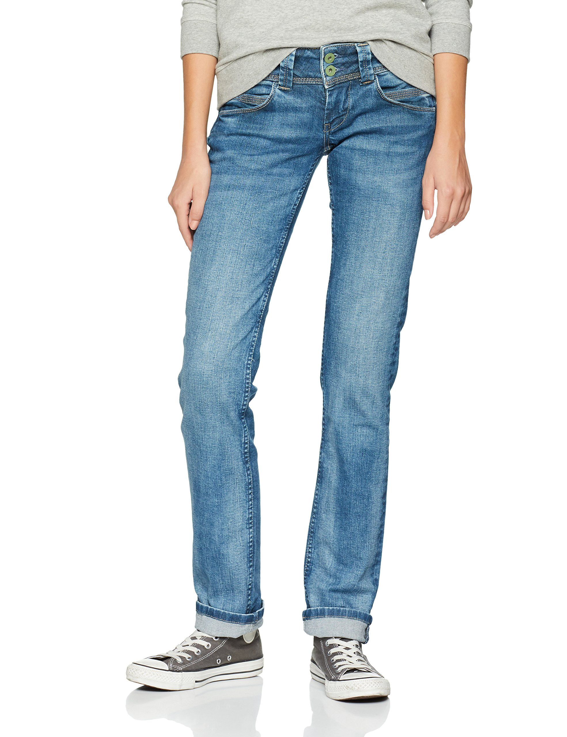 DroitWiser Femme Pepe Jeans Wash Denim31w34l Venus Jean RjAL543q