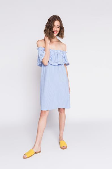 Cache Taille S Robe Bleu Bustier Rayures CotonFemme Bicolores T3uFlKJ1c