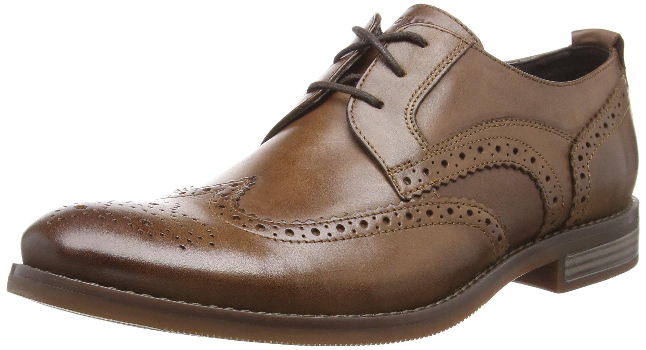 Wynstin Rockport ShoeHommeMarronbrown 00144 Brogue 5 Eu Rj5AL3q4