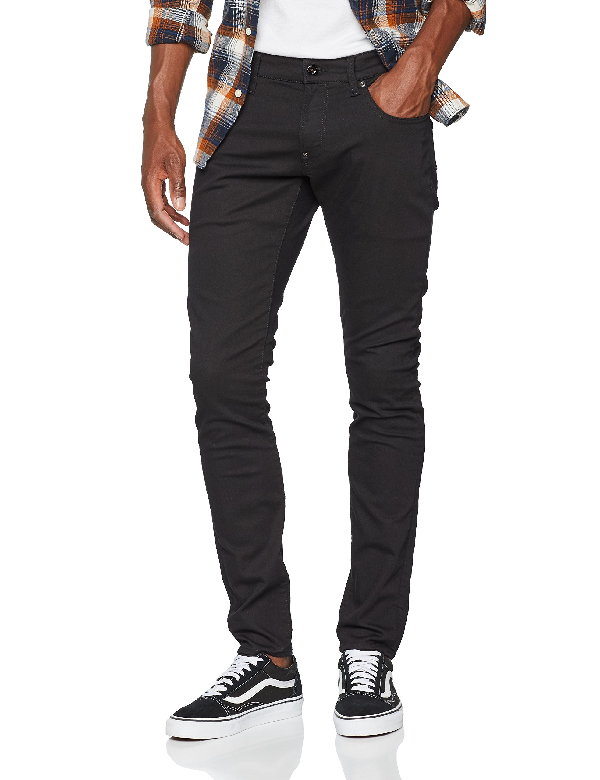 HommeNoirrinsed Raw Revend 08244w40l SlimJeans 8970 star Super G sxBthdQrC