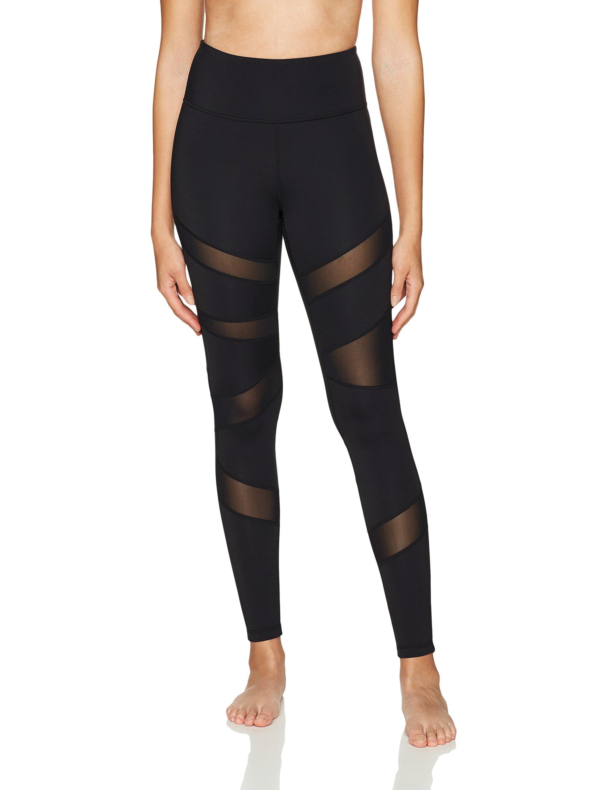 Legging En FemmeNoirblack Core SeriesThe ShineMedium 10 Maille black Icon Warrior WHeYE9ID2