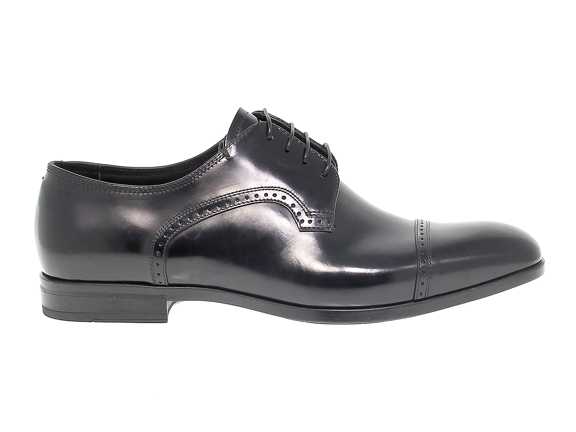 À Chaussures Fabi Peau En Lacets Firenze UpVLqMjzGS