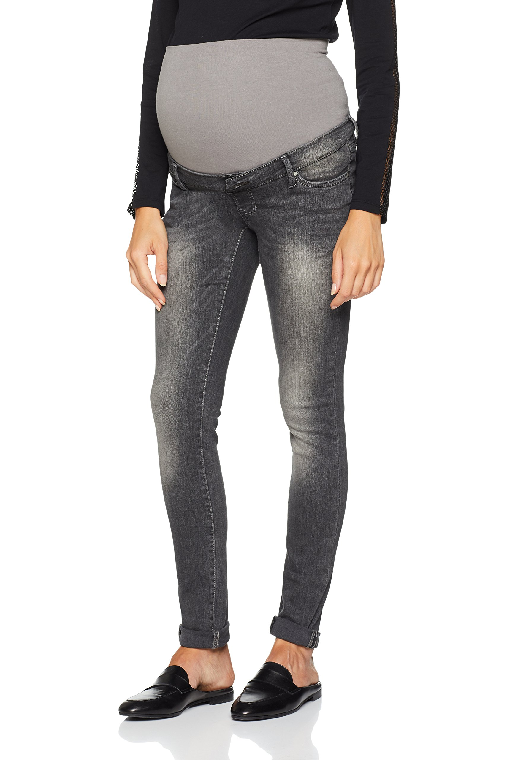 Jeans Noppies Skinny C33428w Otb X Avi MaternitéGris 32l Everyday Grey Femme ZTkiwuXPOl