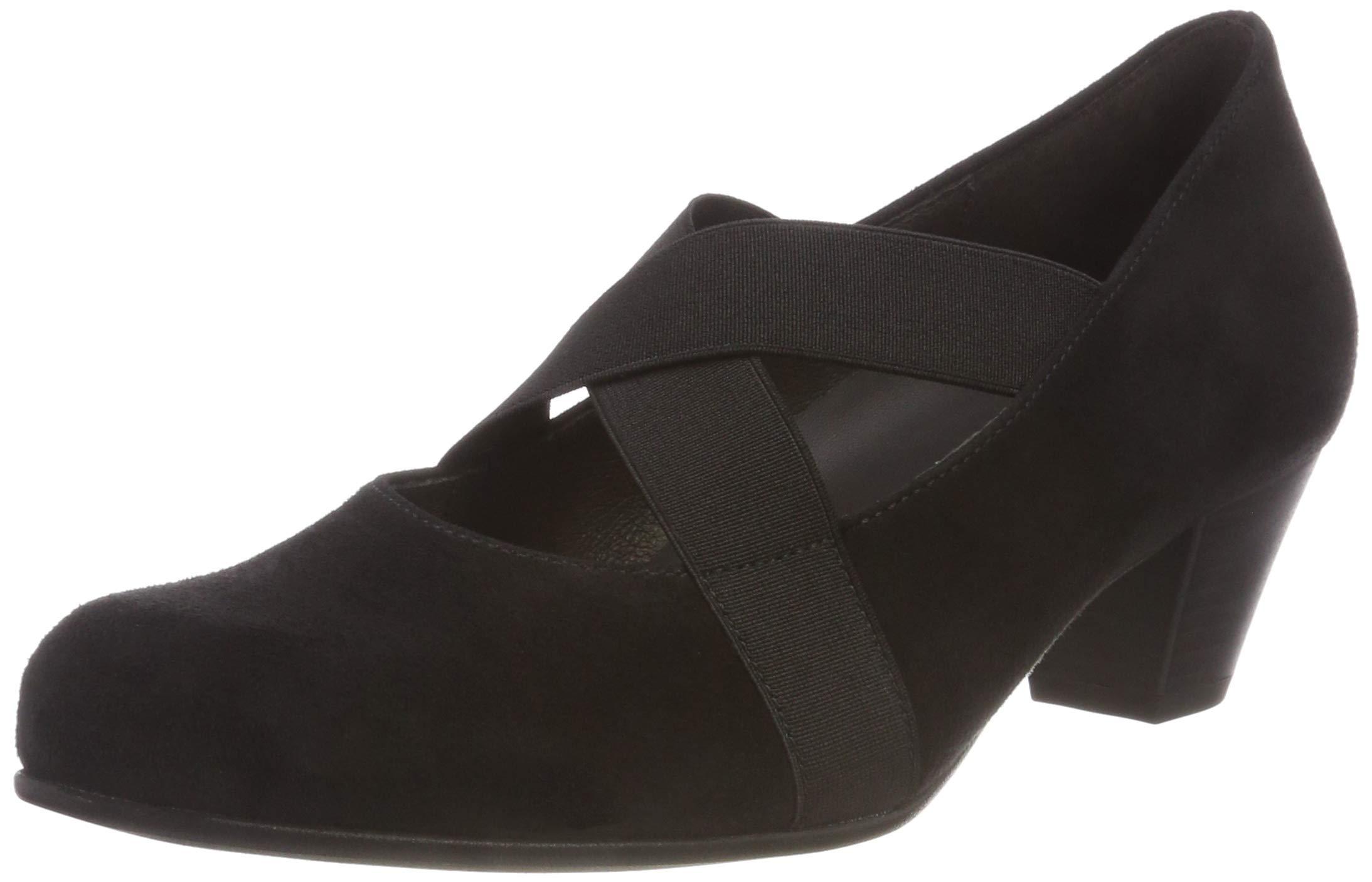 BasicEscarpins Eu 4738 Gabor Shoes Comfort FemmeNoirschwarz dCrxoeWBQ