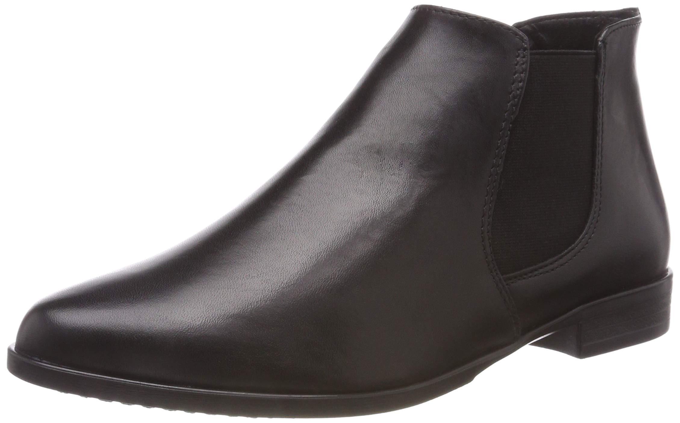 25097 Chelsea Tamaris FemmeNoirblack Leather 338 Eu 21Bottes 80wOnyNmv