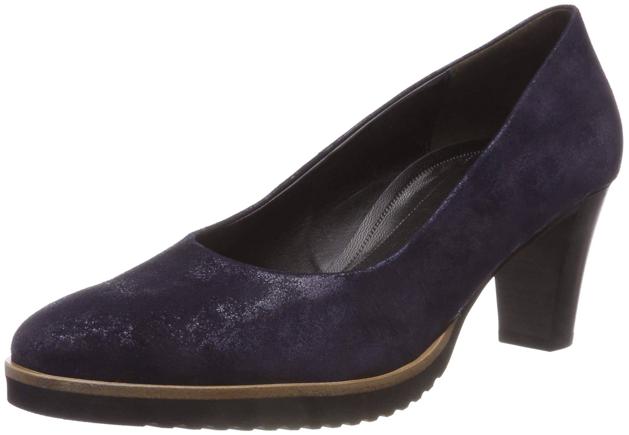 Shoes s9642 5 Gabor FemmeBleuatlantik s a Comfort Eu FashionEscarpins c b7yf6g