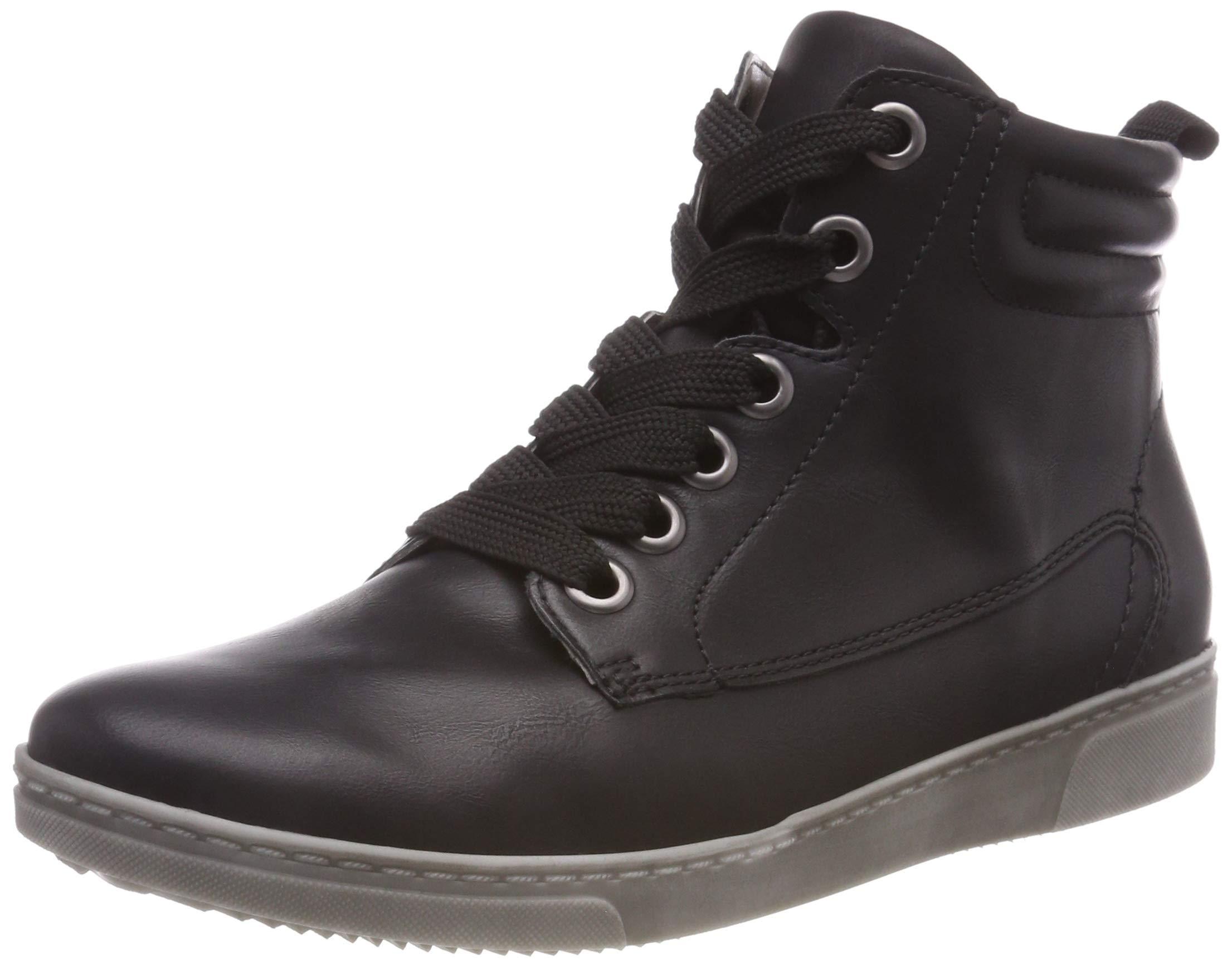 FemmeNoirschwarz Boots Eu Jenny 7139 SeattleDesert nm8P0vNOyw