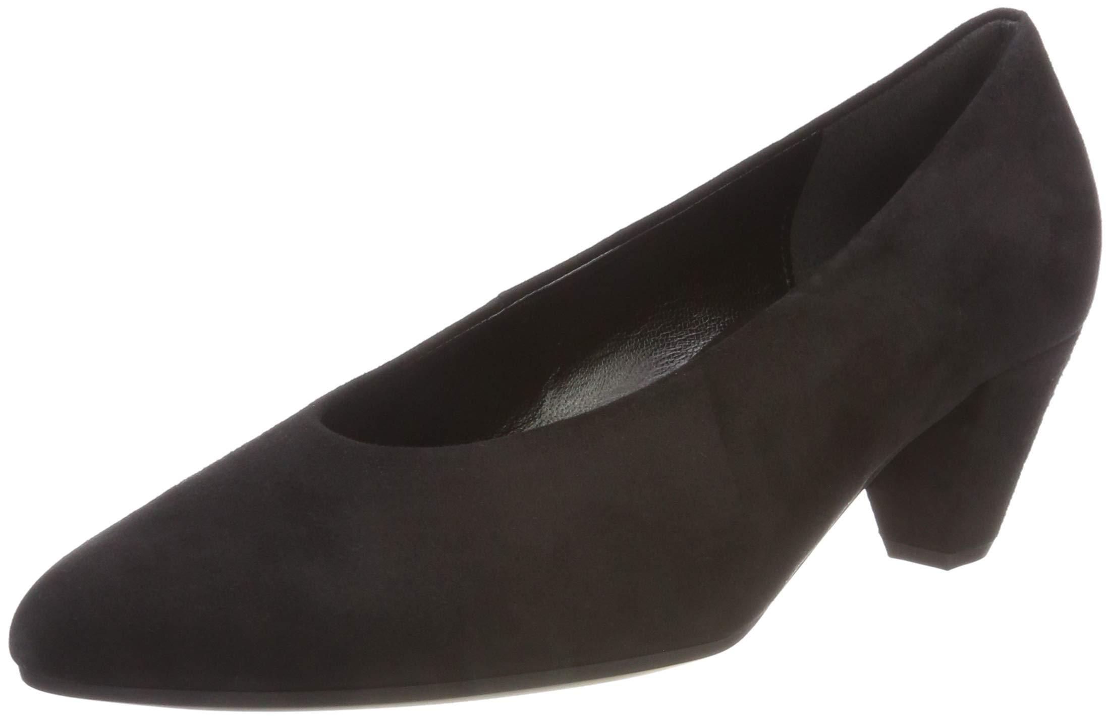 5 Gabor FemmeNoirschwarz Eu Shoes 1737 FashionEscarpins A5R43qjL