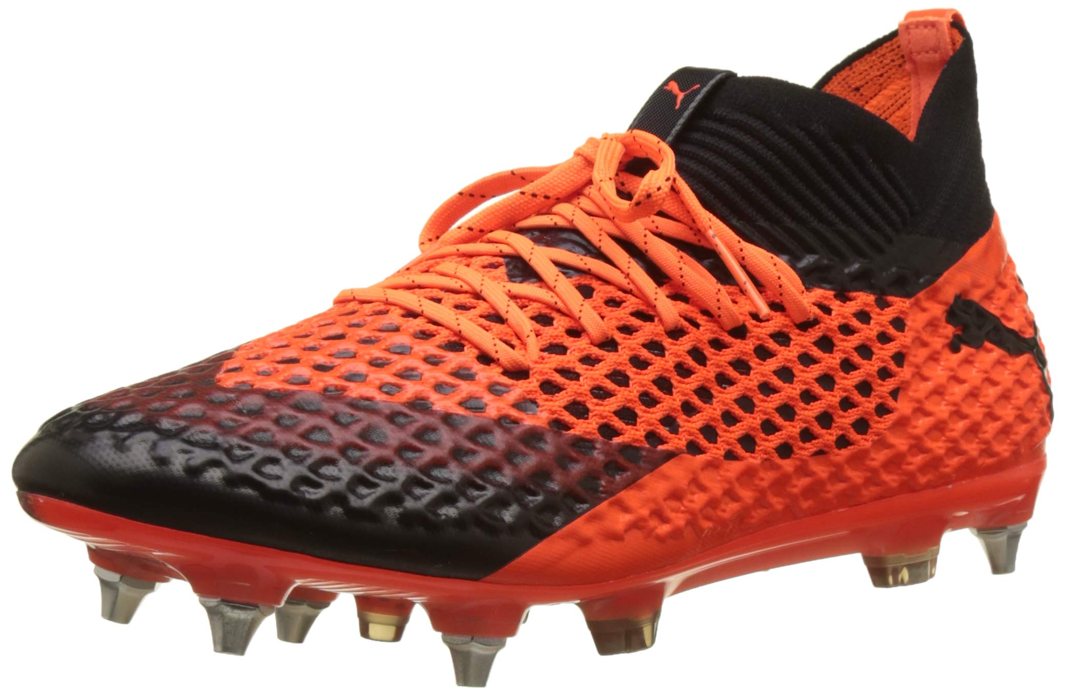 shocking Future 2 1 0340 Eu Orange De Netfit SgChaussures Mx Football Puma HommeNoir Black TK1lFJc