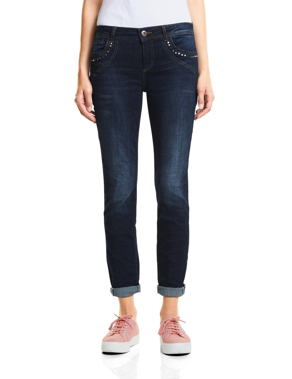 Wash One Street 32l Jean Blue 1151527w X Femme 371595 SlimBlauauthentic Deep Rob nwNyvm8O0