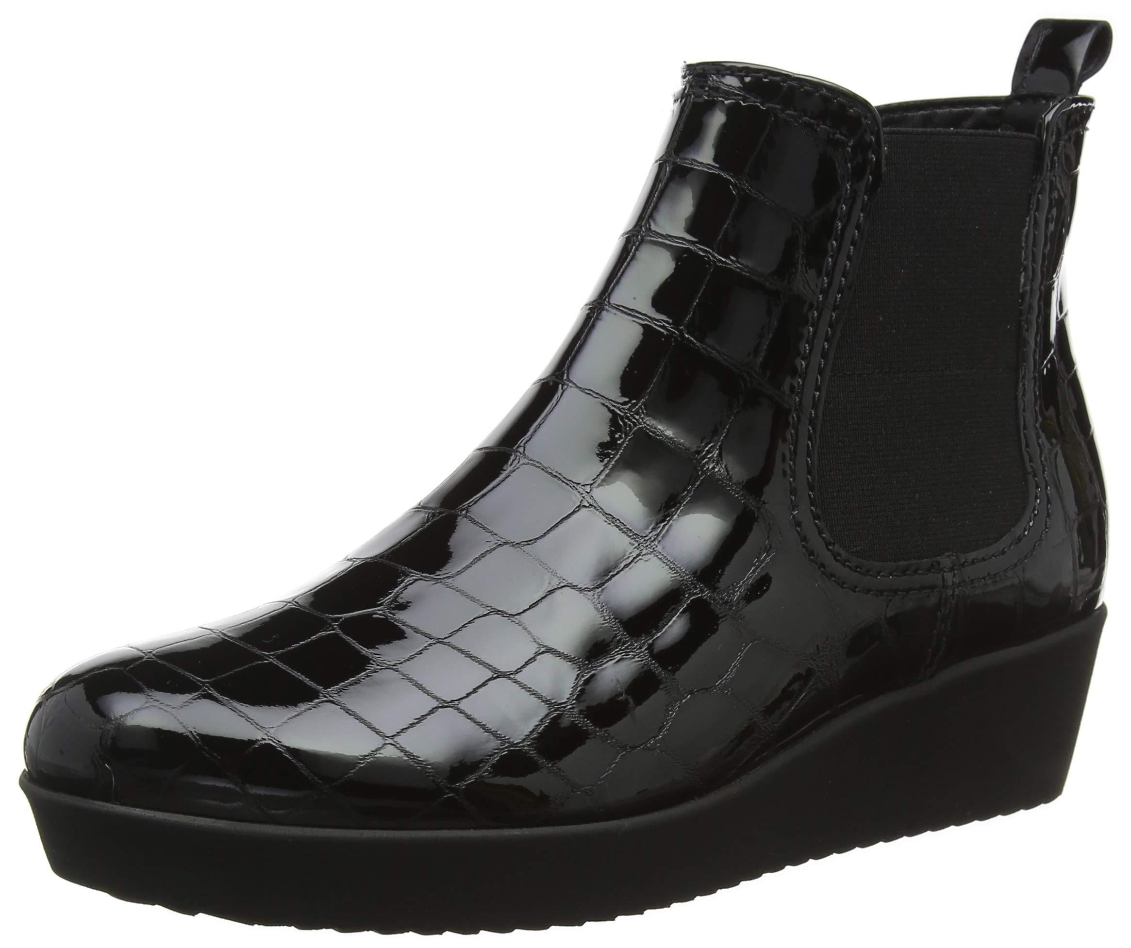Gabor Shoes Eu FemmeNoirschwarzmicro9738 Comfort BasicBotines WEDI9H2