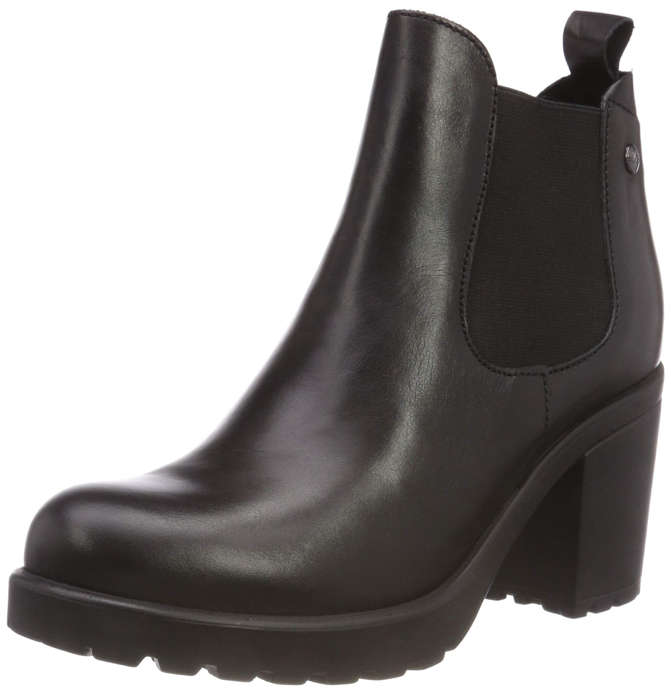 Leather 25410Bottes Chelsea FemmeNoirblack 5 Eu 5 oliver 337 S zGqUMVSp