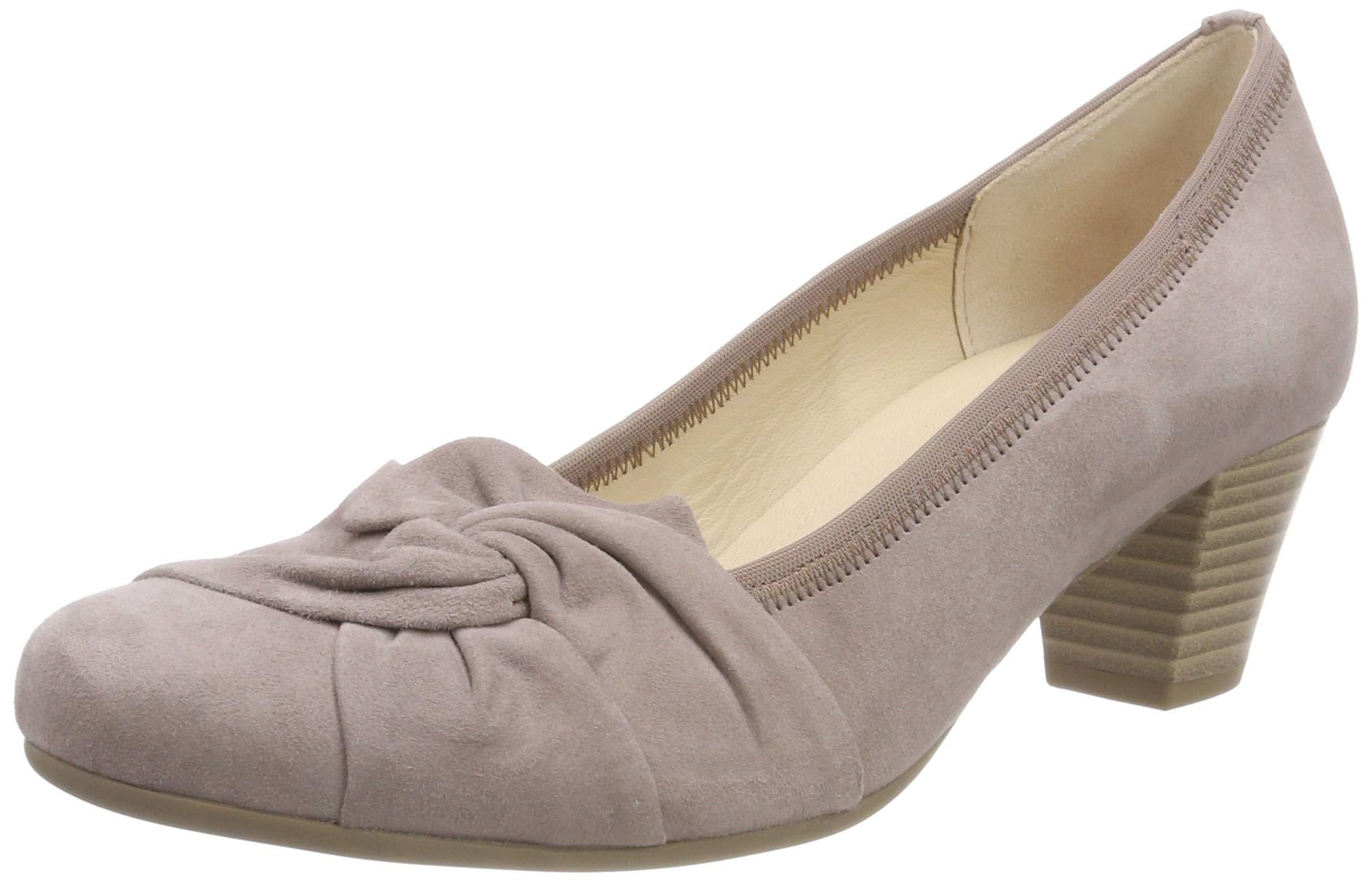 FemmeBeigenude BasicEscarpins Eu Gabor 1439 Shoes N80vmnwO