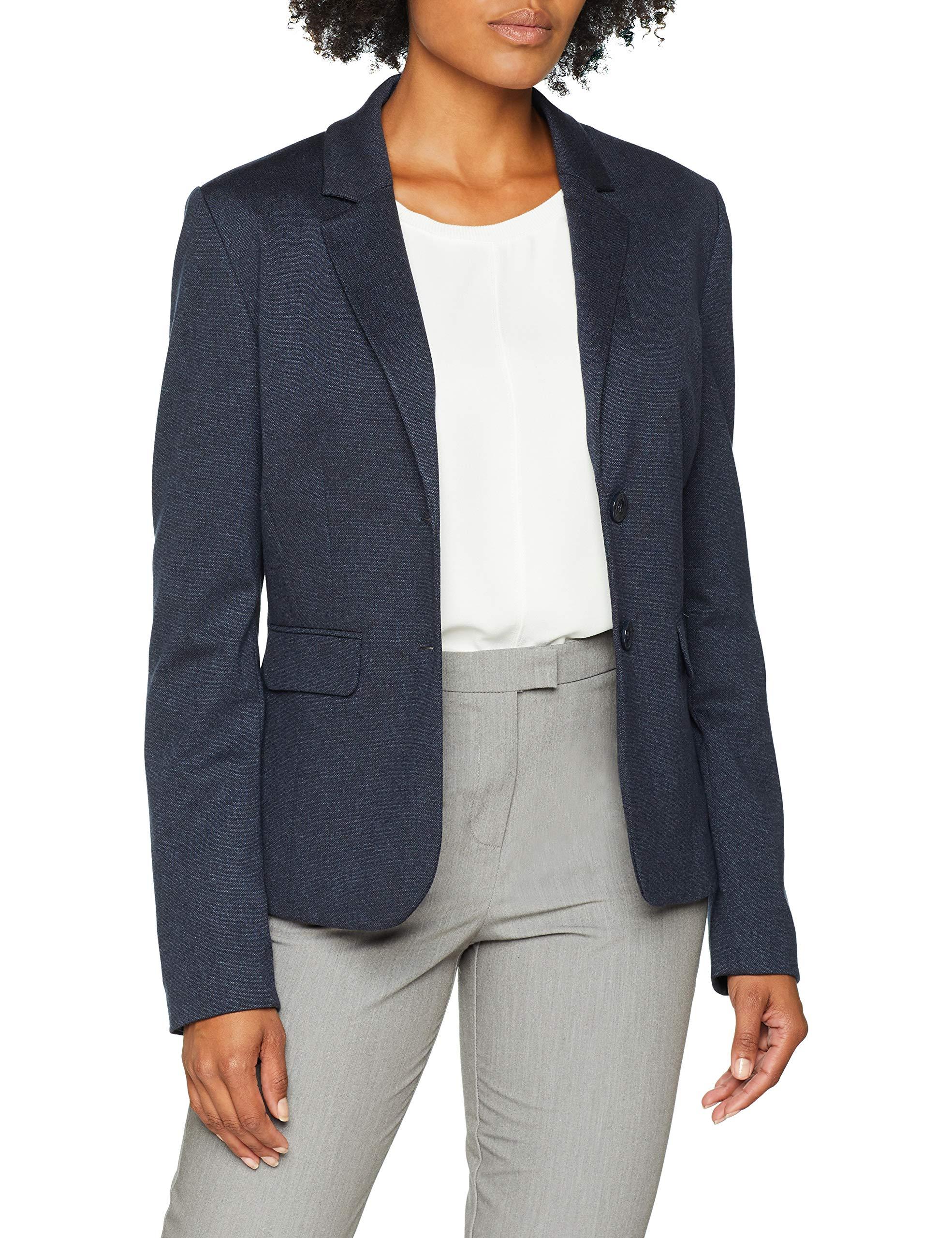 Blazer Color Veste De 2 Femme CostumeMehrfarbigmarine 237544 Moreamp; ywPm80vNnO