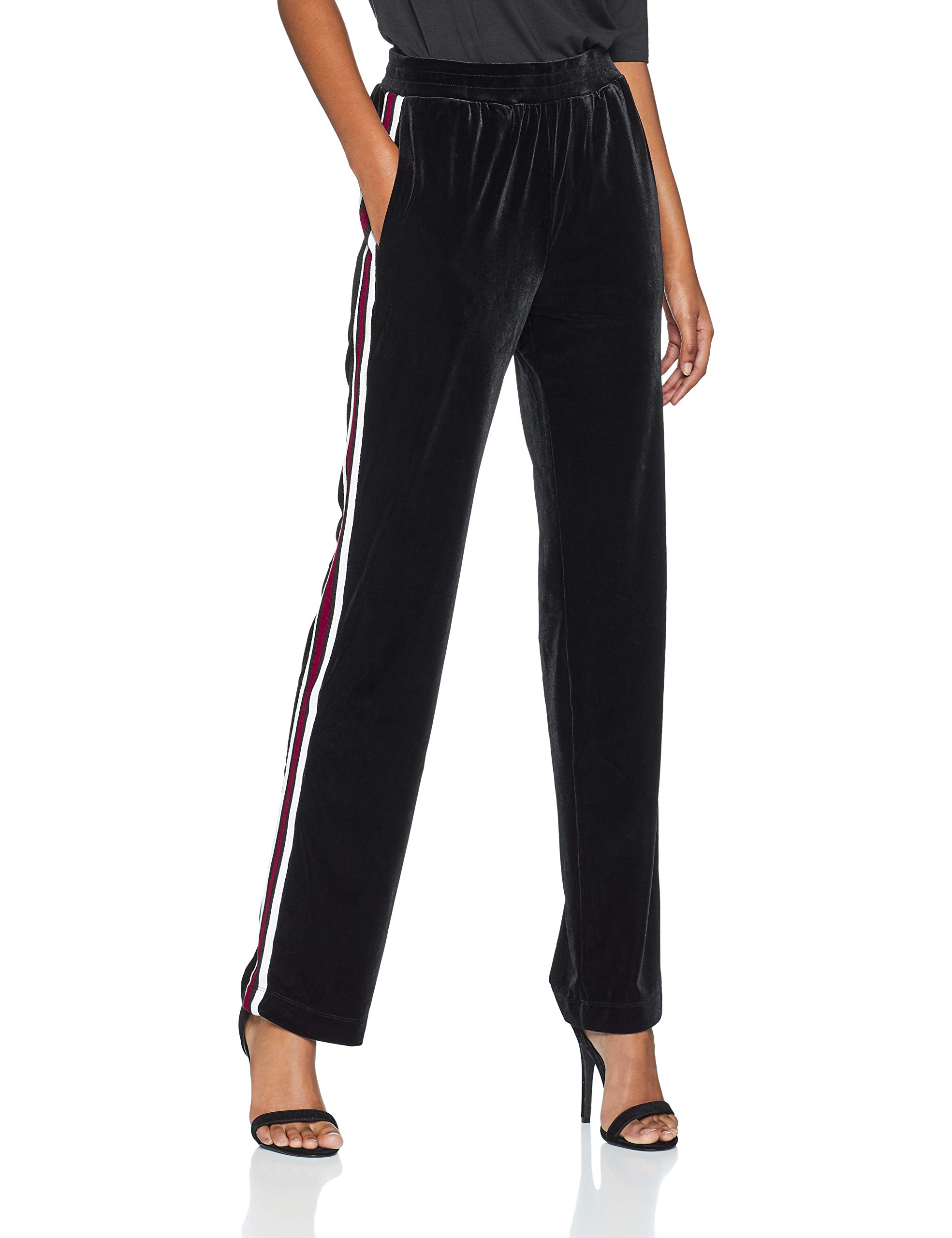 A996 JblkUniquetaille PantalonNoirjet FabricantSmallFemme Black Rina Guess xQedoErBWC