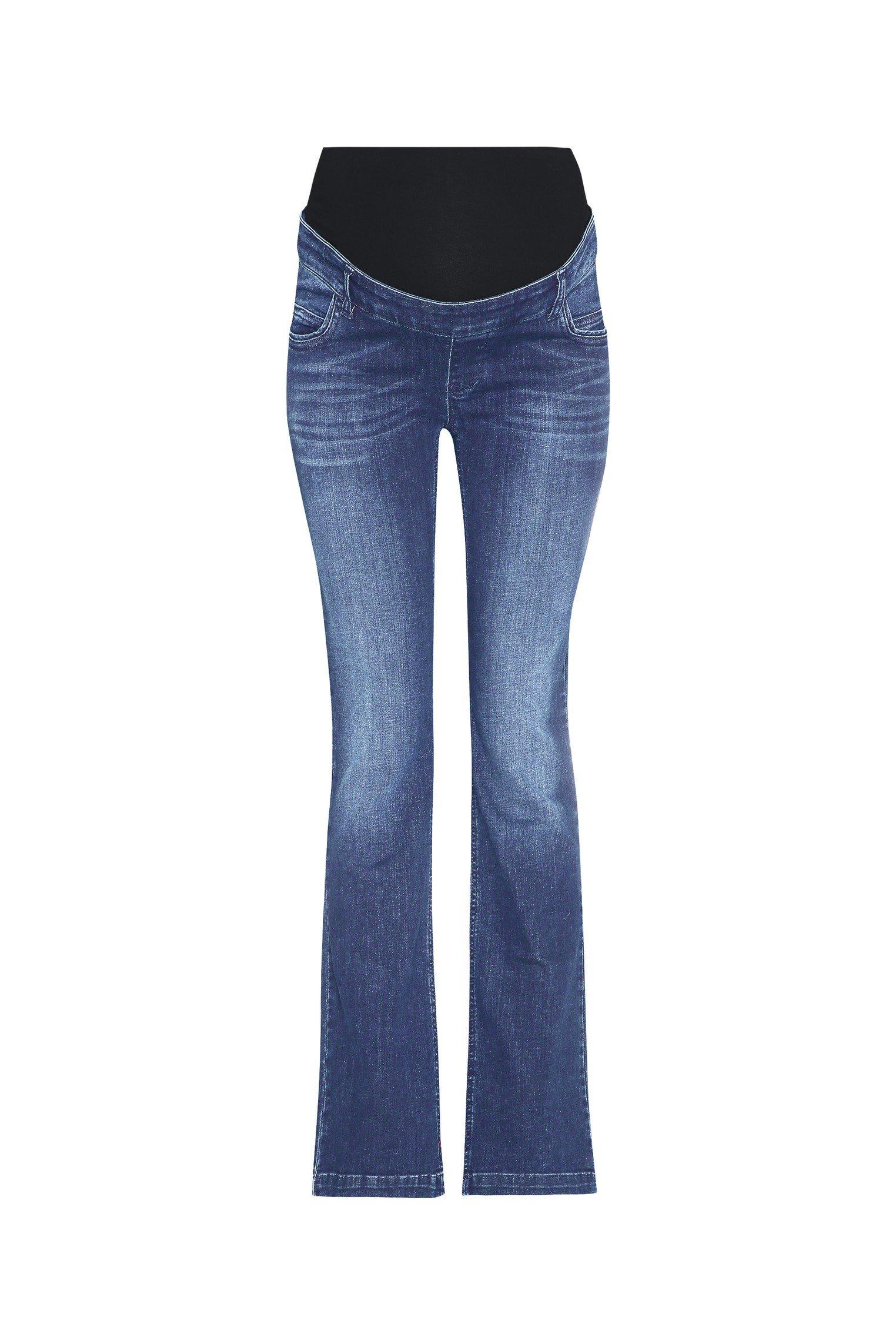 Femme Bootcut MaternitéBleublue Bellybutton Überbauchbund Denim 0013W42 Mit Jeans xWrdBeCo