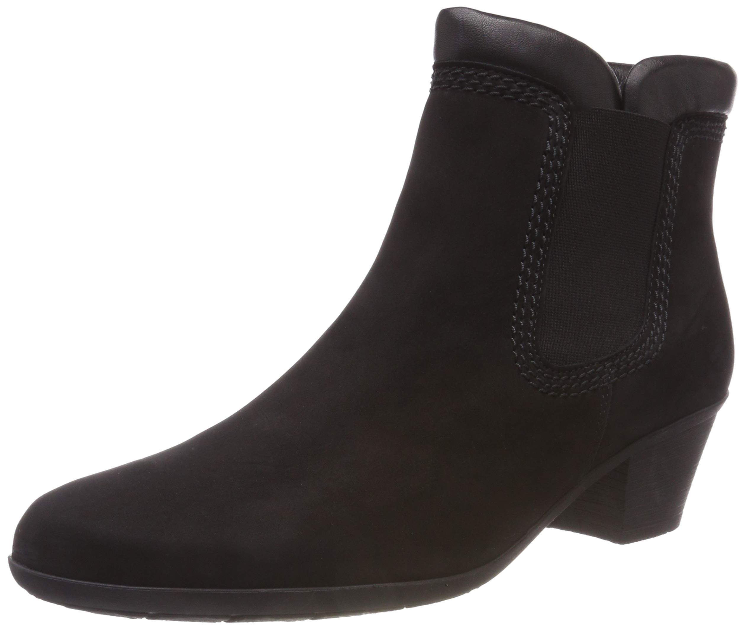 CasualBotines Gabor FemmeNoirschwarz 1738 Shoes Eu 2WHIY9eED