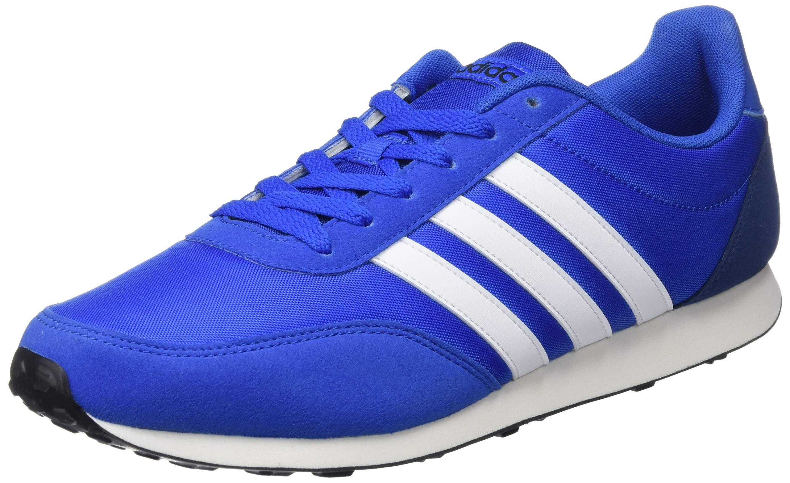 Racer HommeBleublue42 0 Bc0107Sneakers Adidas V Basses 2 Eu jqc34RALS5