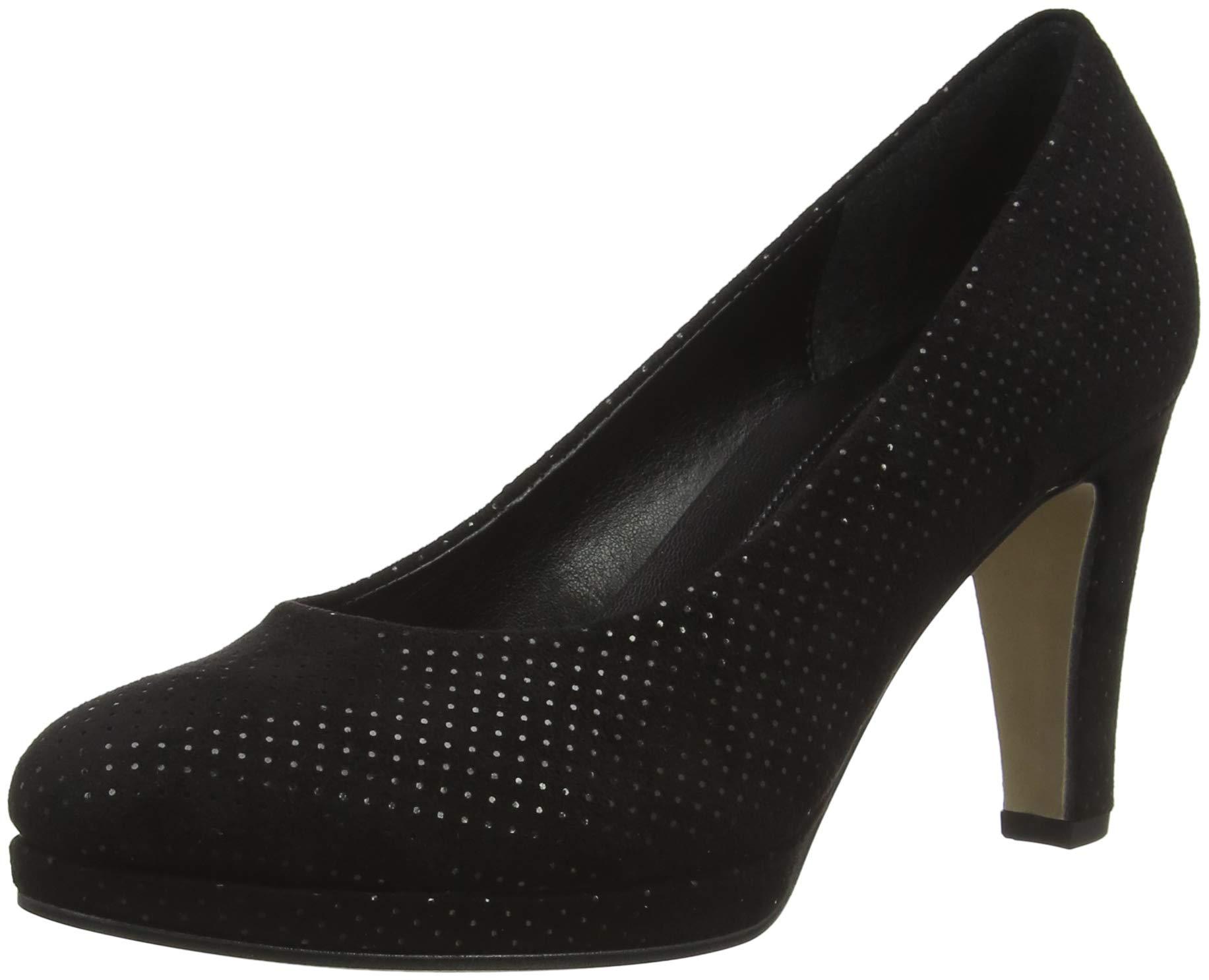 Shoes FashionEscarpins 5 5040 Gabor FemmeNoirschwarz Eu knO0wP