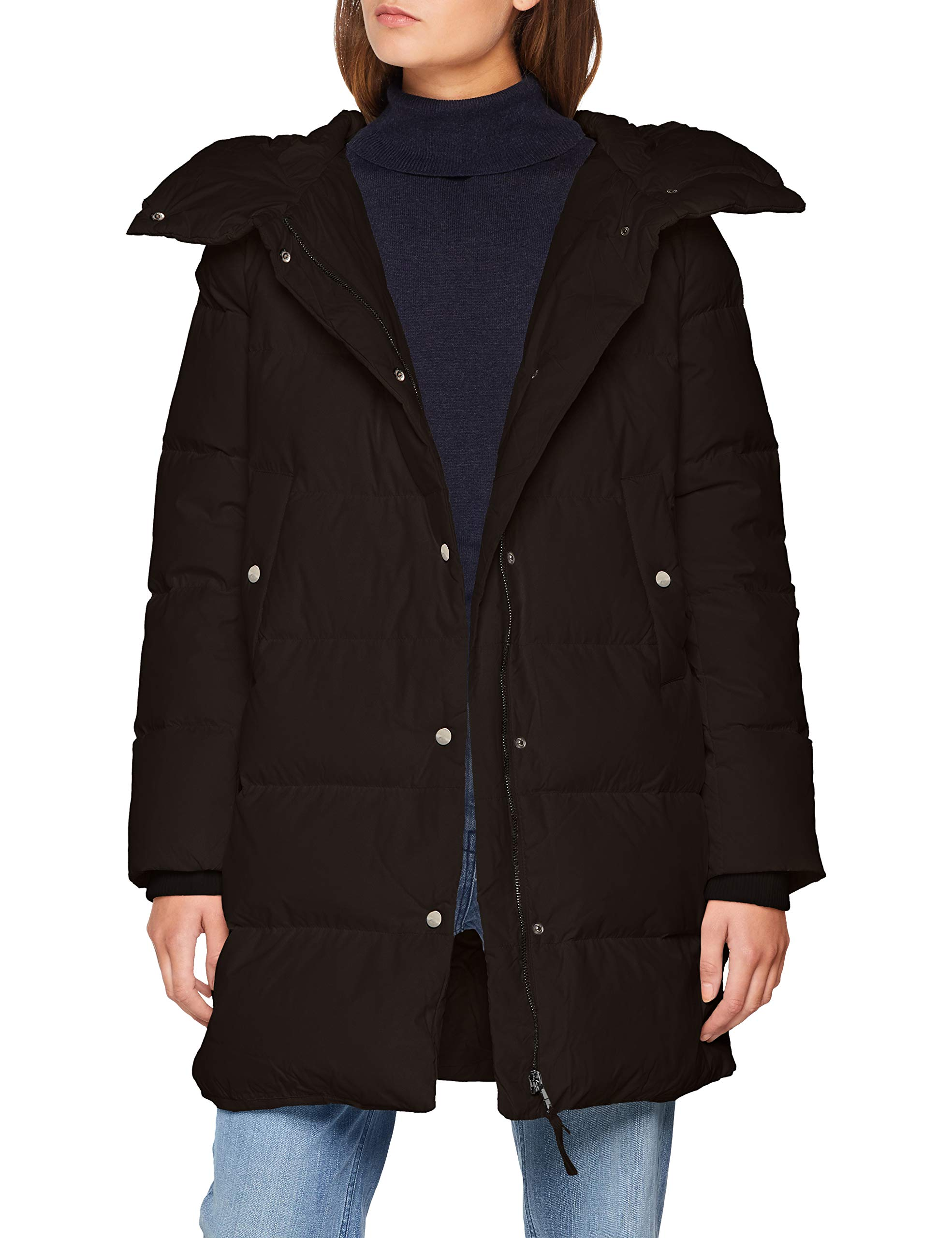 40 Springfield 3 Down Fabricant 4Manteau IntReal FemmeNoirnegro 1taille KJuclF1T3