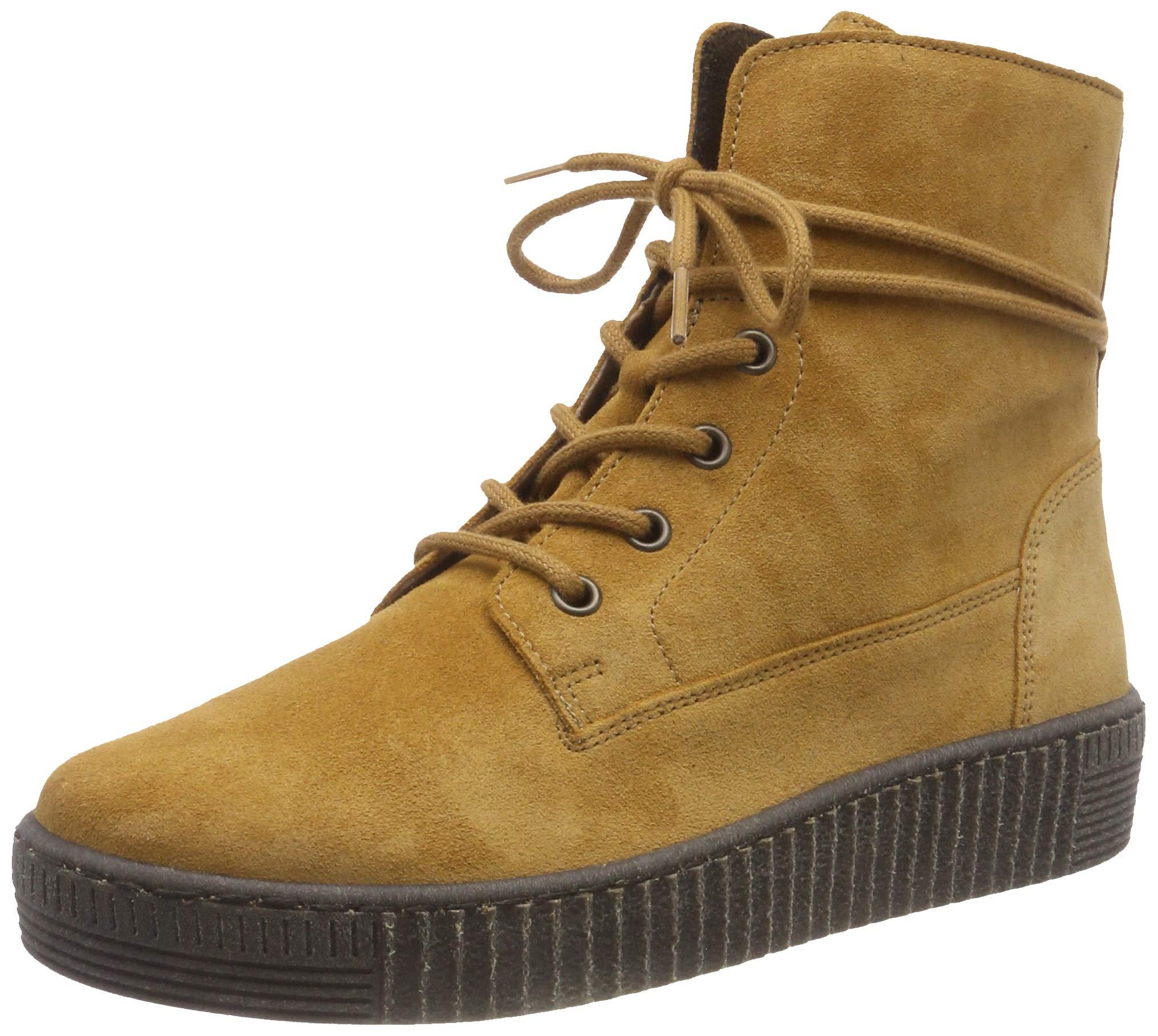 Eu FemmeMarronpeanutanthrazit1438 Gabor 5 Shoes JollysBotines UMVGqSLpz