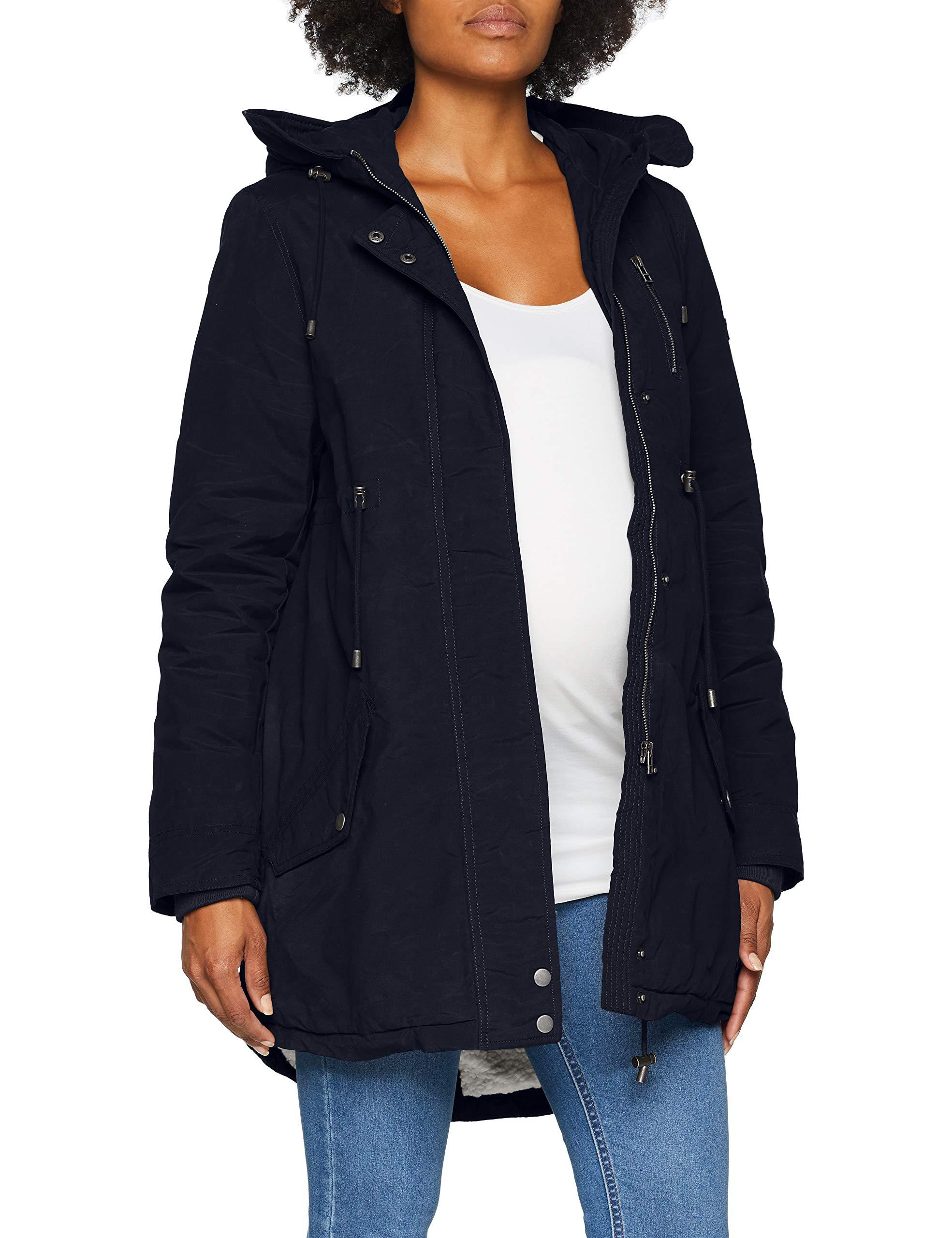 Parka Maternity Esprit Blue De MaternitéBleunight Femme 48642 Veste 6gvYbyIf7