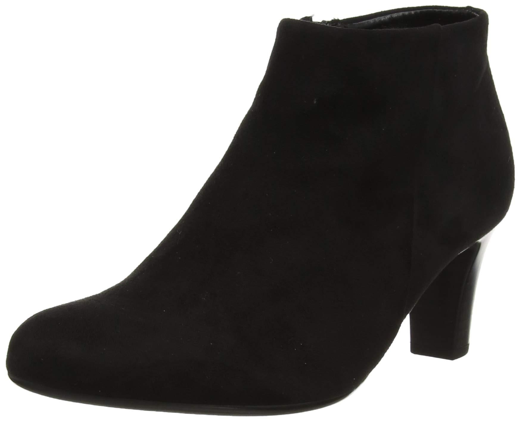 4738 Gabor Eu FemmeNoirschwarz 5 BasicBotines Shoes BdexrCo