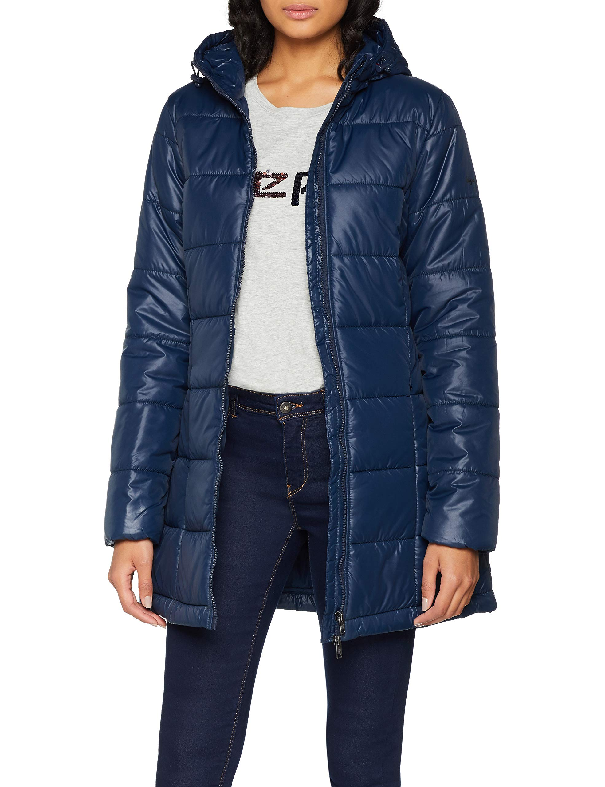 large Pepe Jeans Pl401551 Tami ParkaDulwichX Femme EHD29I
