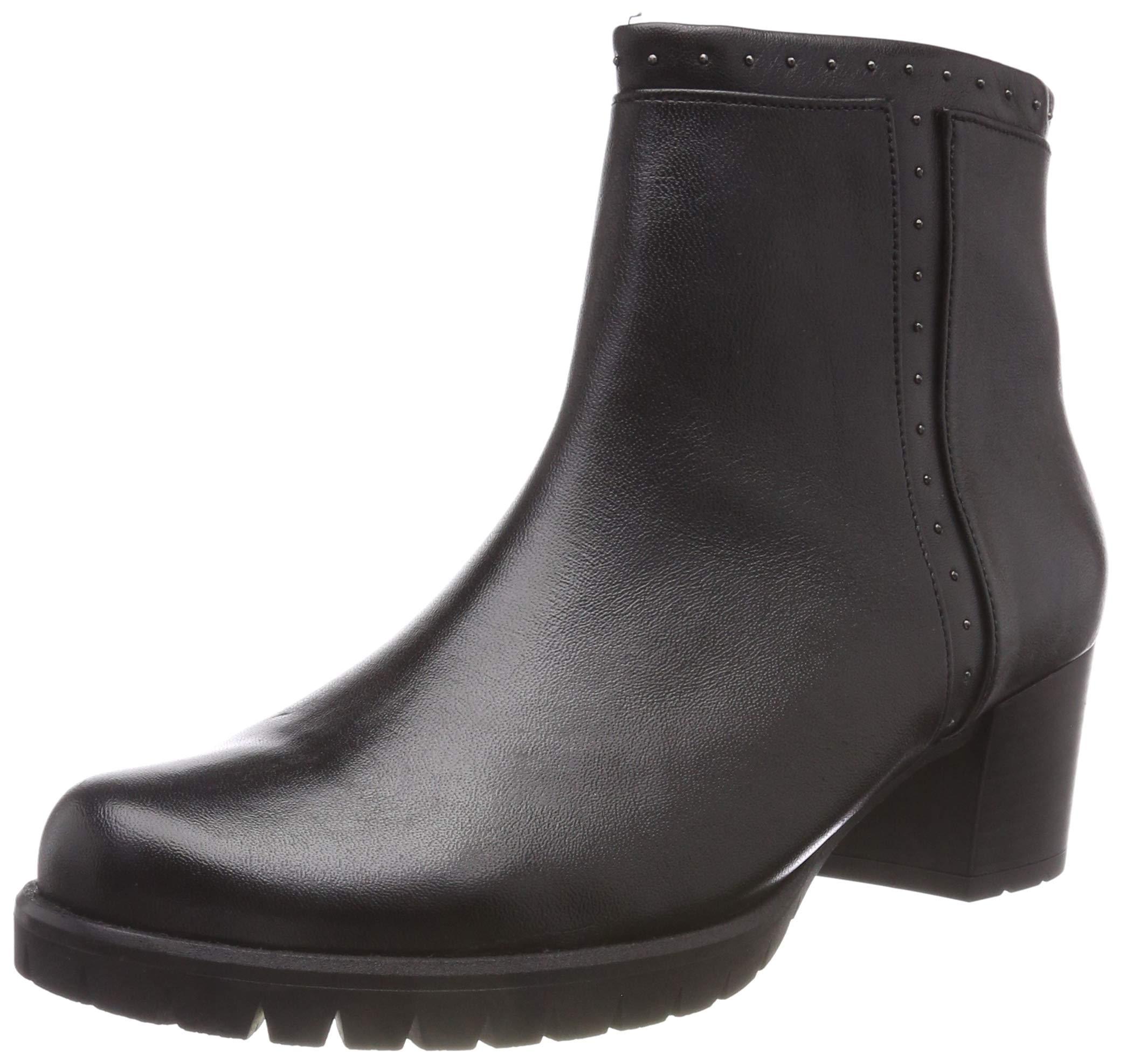 Gabor BasicBotines Shoes 5 Comfort Eu FemmeNoirschwarzmicro2740 tdhxsCoBQr